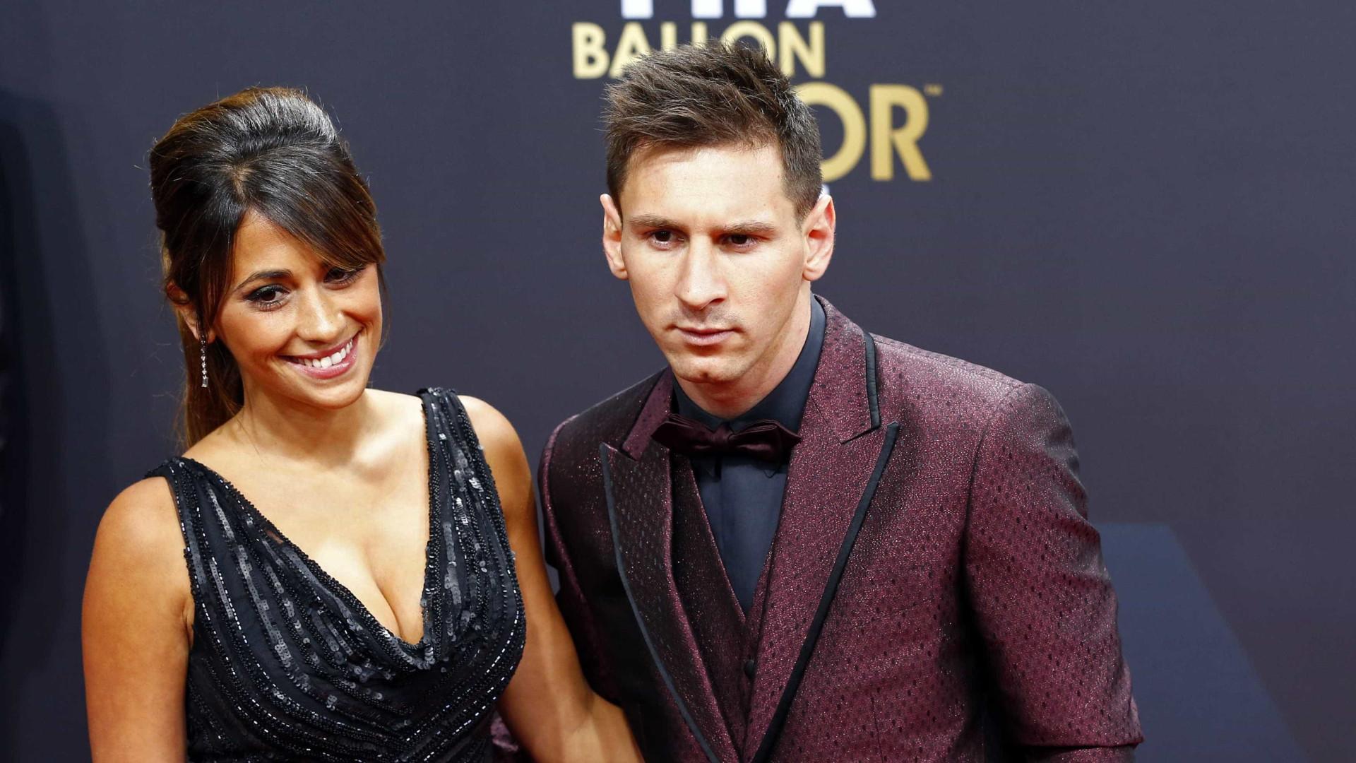 Igreja Católica teria negado casar Messi e Antonella em hotel