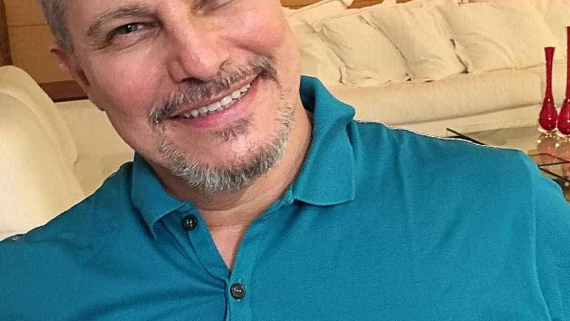 Curado, Edson Celulari fala sobre cuidados após câncer