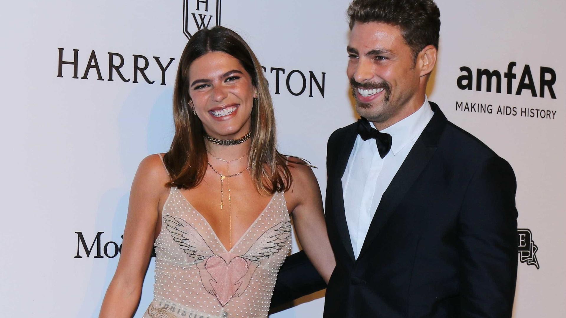 Mariana Goldfarb quer  casamento secreto  com Cauã Reymond