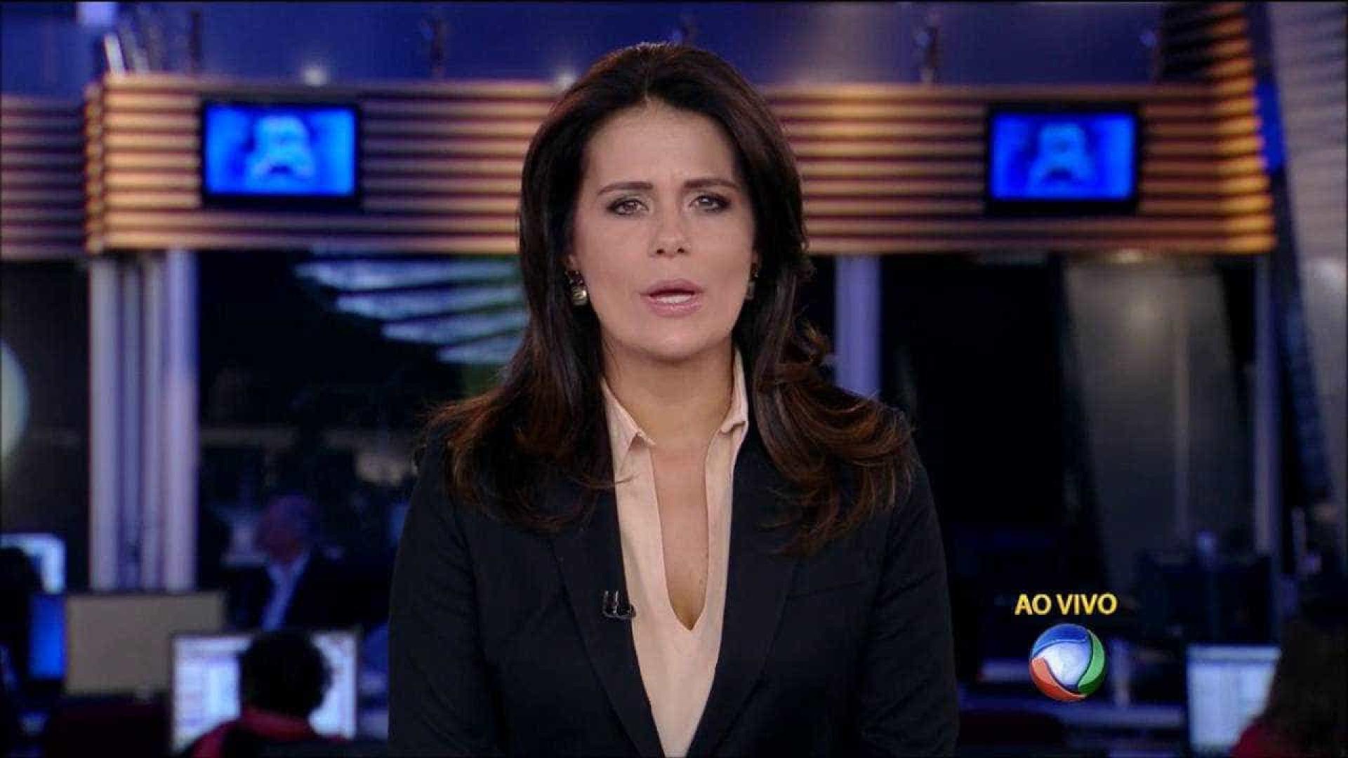 Jornalista da Record relata assédio sexual que sofreu no Congresso