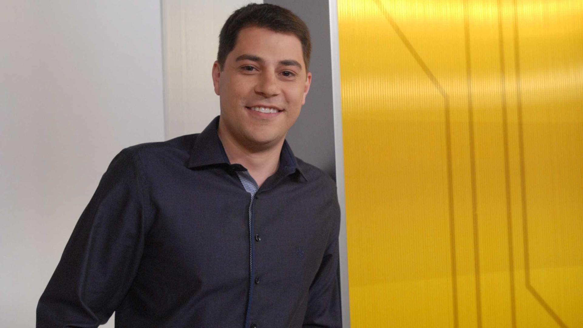 Após rumores sobre deixar a Globo, Evaristo posta mensagem intrigante