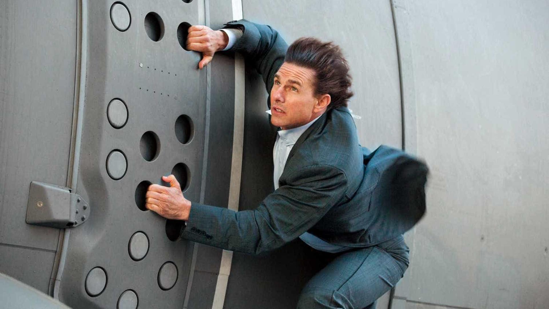 Tom Cruise sofre acidente e suspende filmagens de 'Missão Impossível'