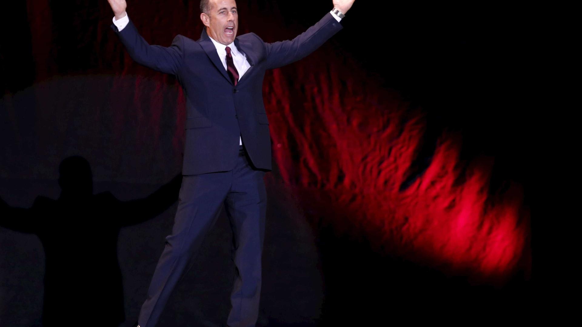 Jerry Seinfeld estreia especial de comédia na Netflix