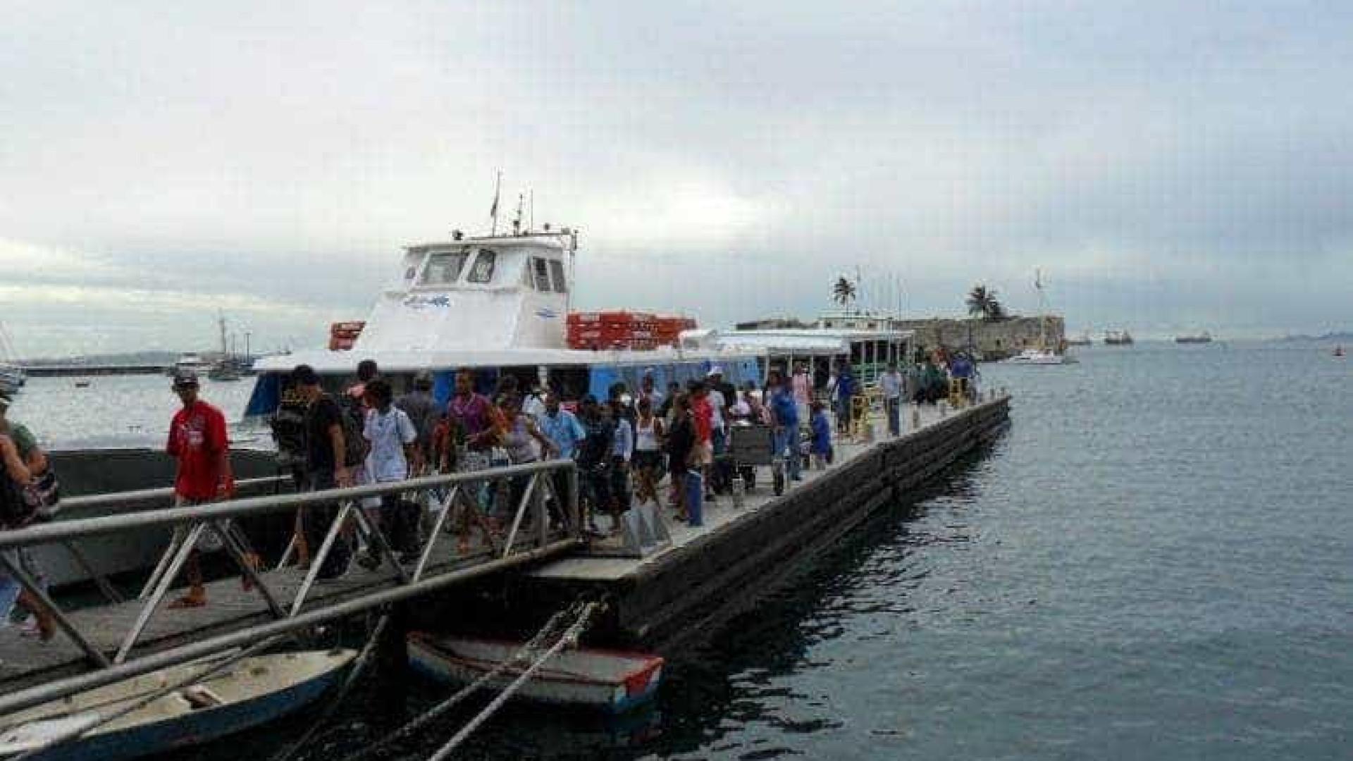 Sobe para 23 número de mortos em naufrágio na Bahia
