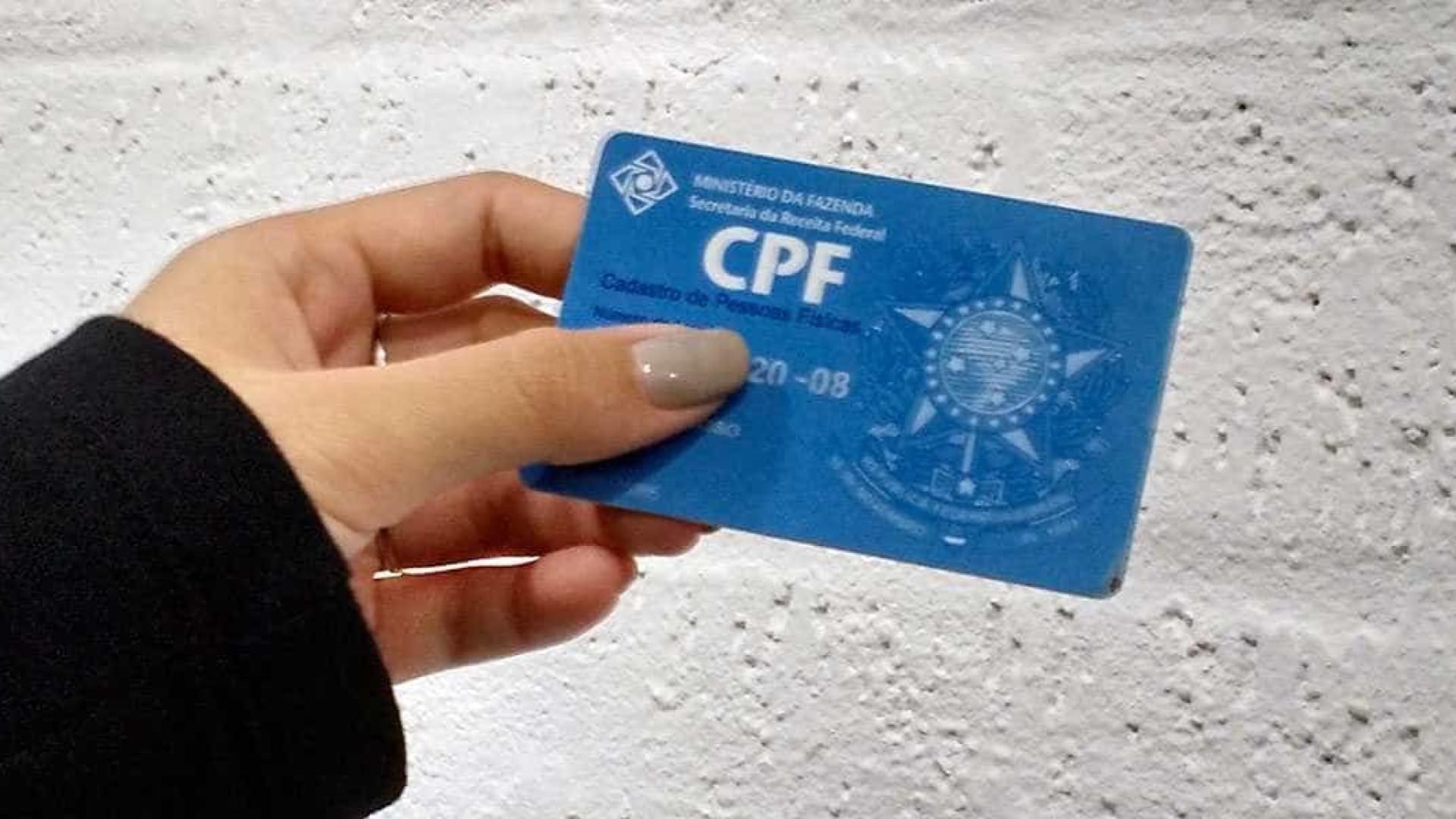 Nome sujo? App do Serasa permite consultar informações sobre CPF