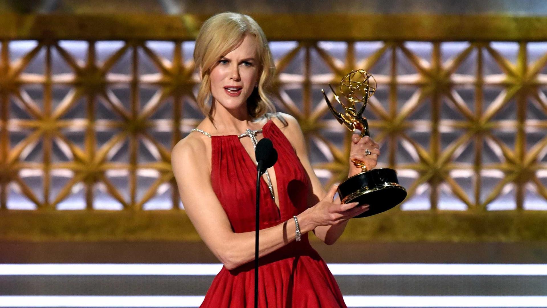 Nicole Kidman esquece filhos adotivos em discurso e é criticada