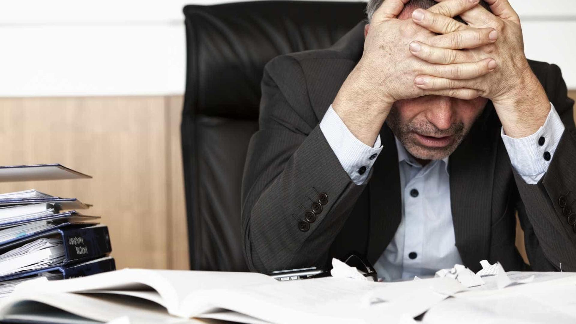 Conheça sintomas físicos e psicológicos do estresse