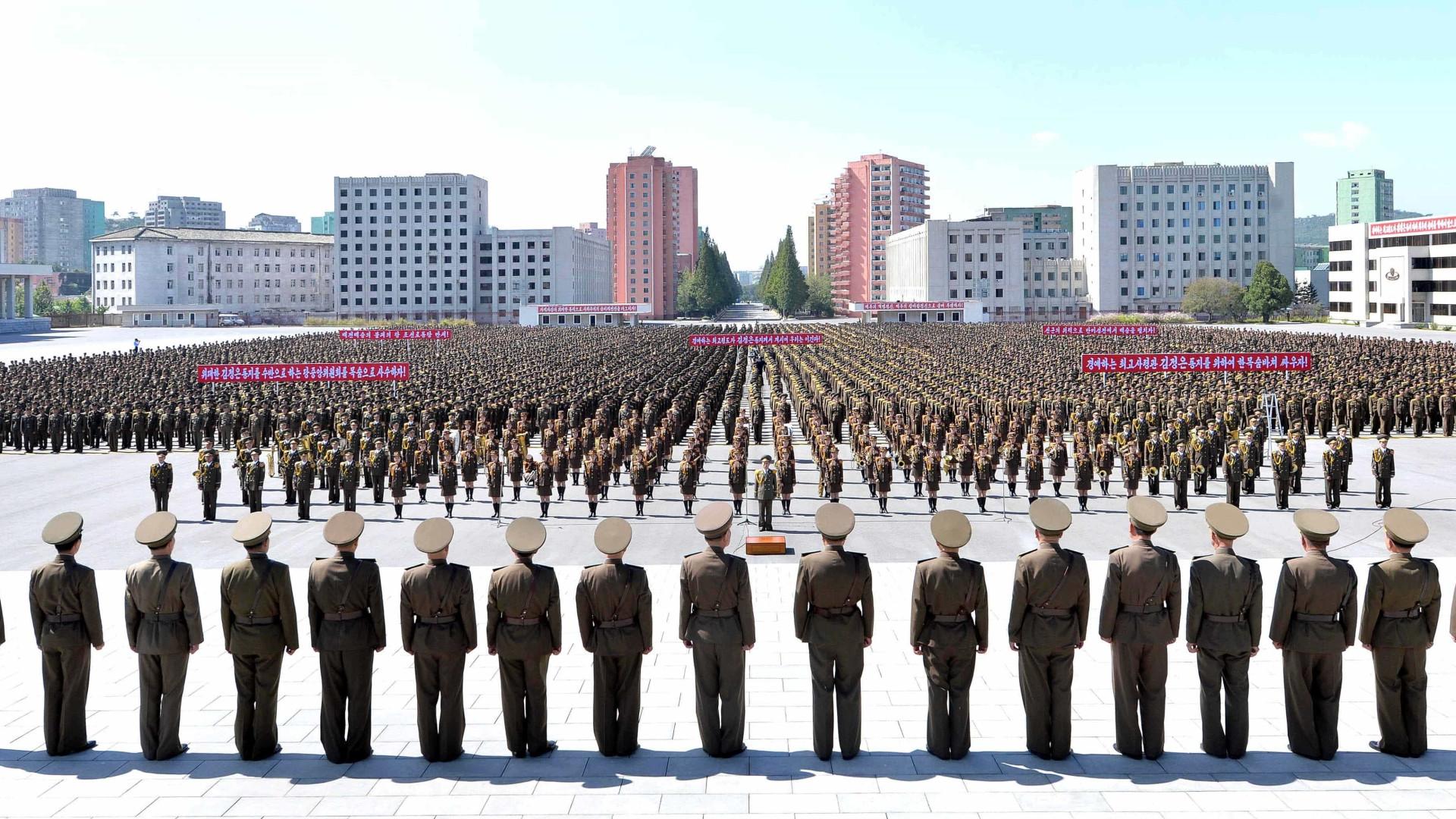 Conheça algumas (das poucas) estatísticas sobre a Coreia do Norte