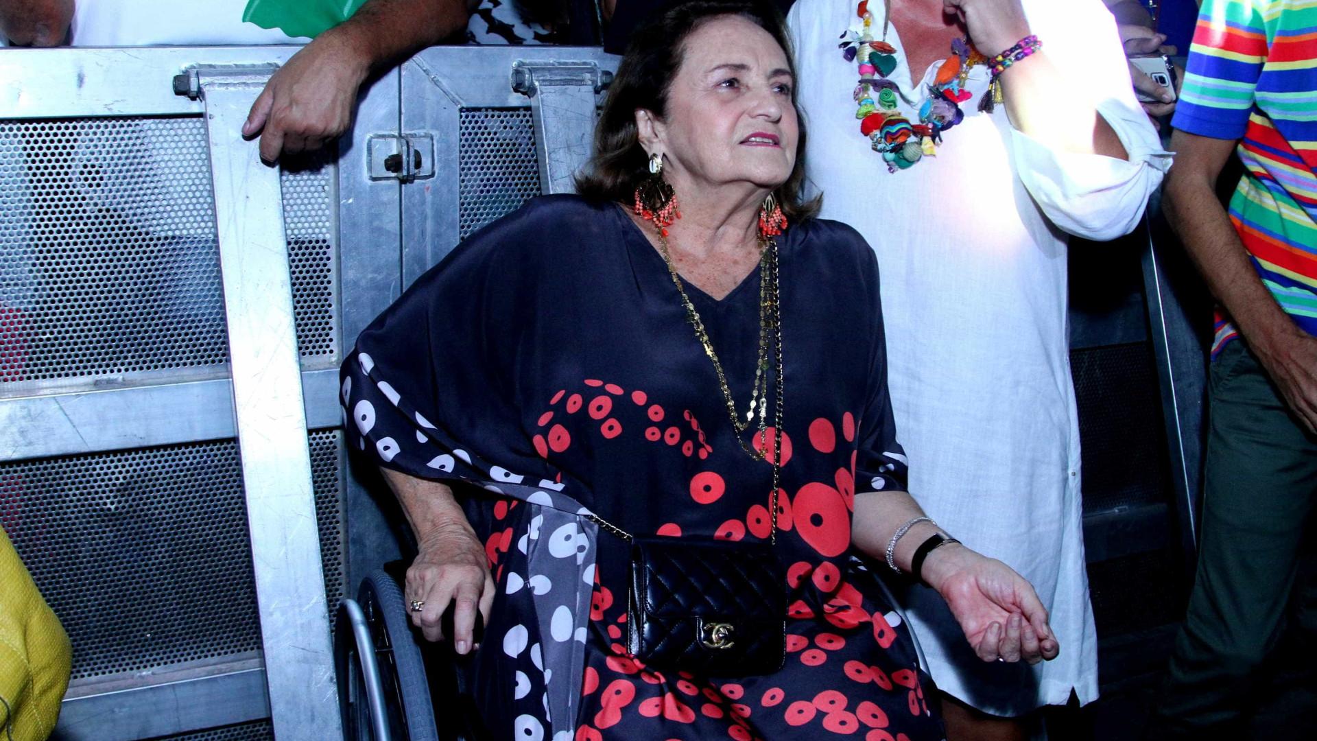 Lucinha Araújo, mãe de Cazuza, diz que recebe sinais do filho