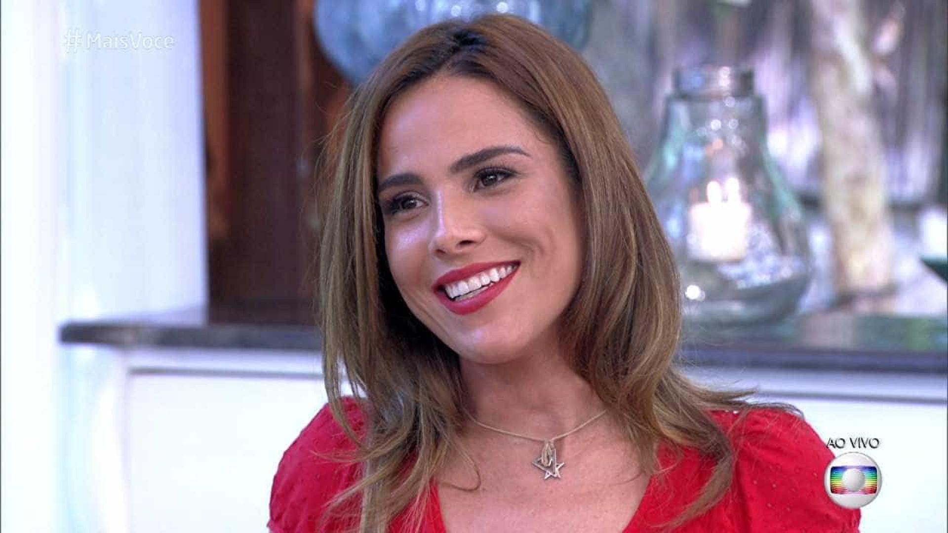 Wanessa Camargo promove reality show 'De férias com o ex', na MTV