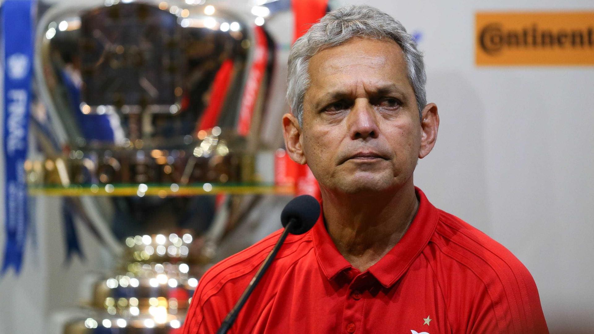 Meta do Fla é ganhar os 10 jogos restantes no Brasileirão, diz Rueda