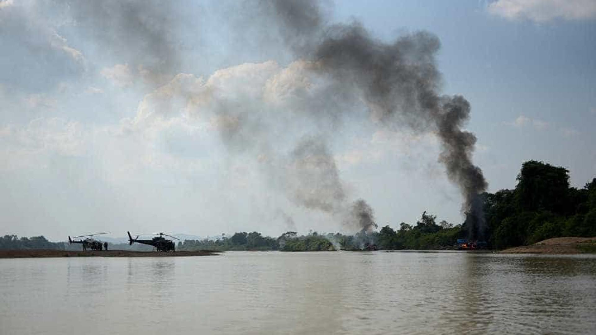 Cidades na Amazônia são mais poluídas que Pequim, diz engenheiro