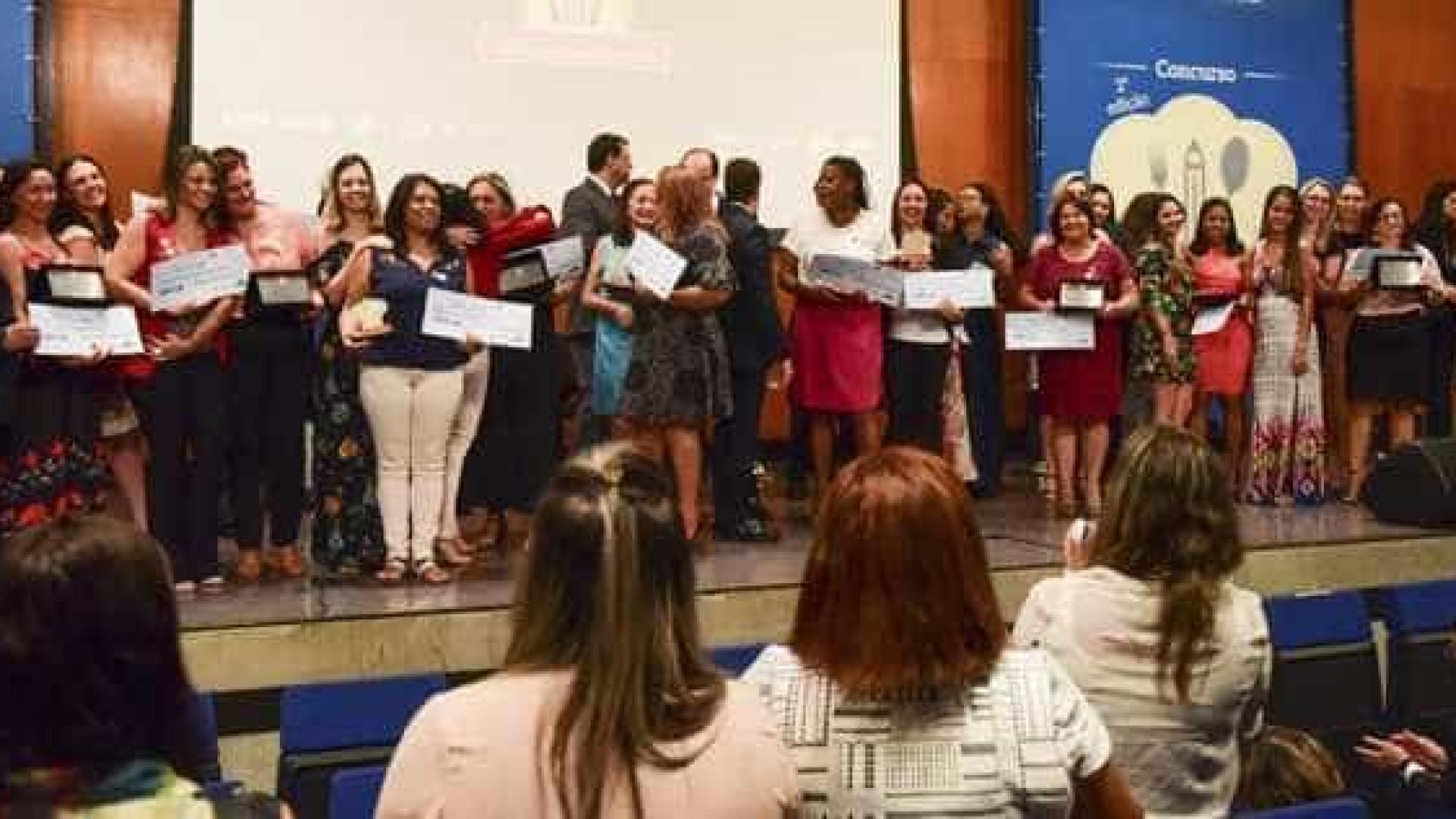 Concurso premia cinco melhores receitas de merendeiras do Brasil