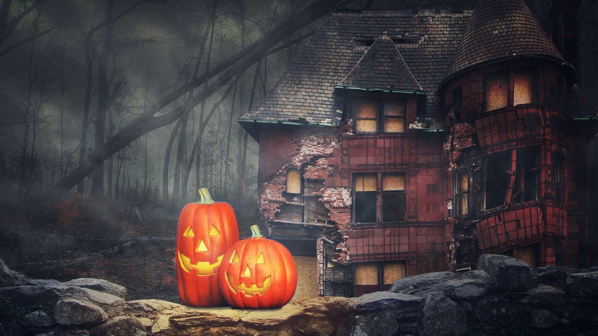 Veja os castelos irlandeses mais assustadores para o Halloween