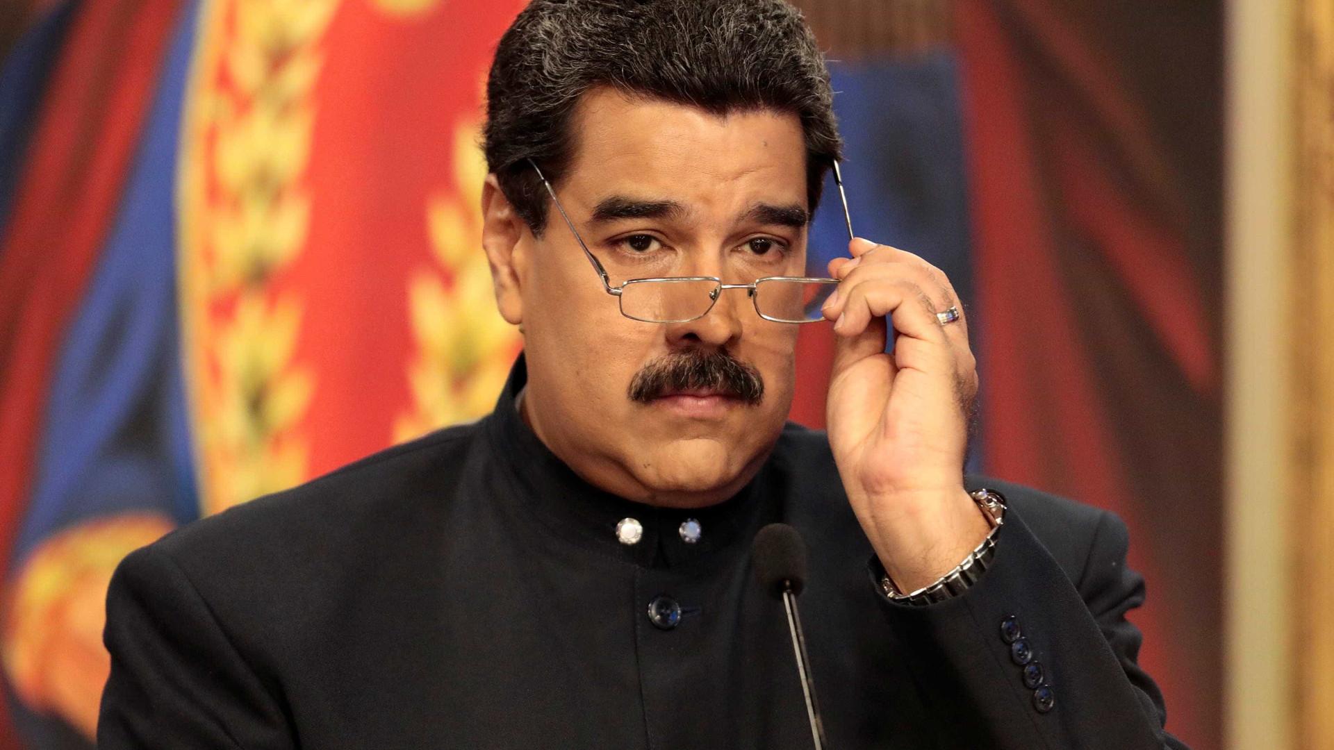 Maduro confirma eleições presidenciais na Venezuela para 2018