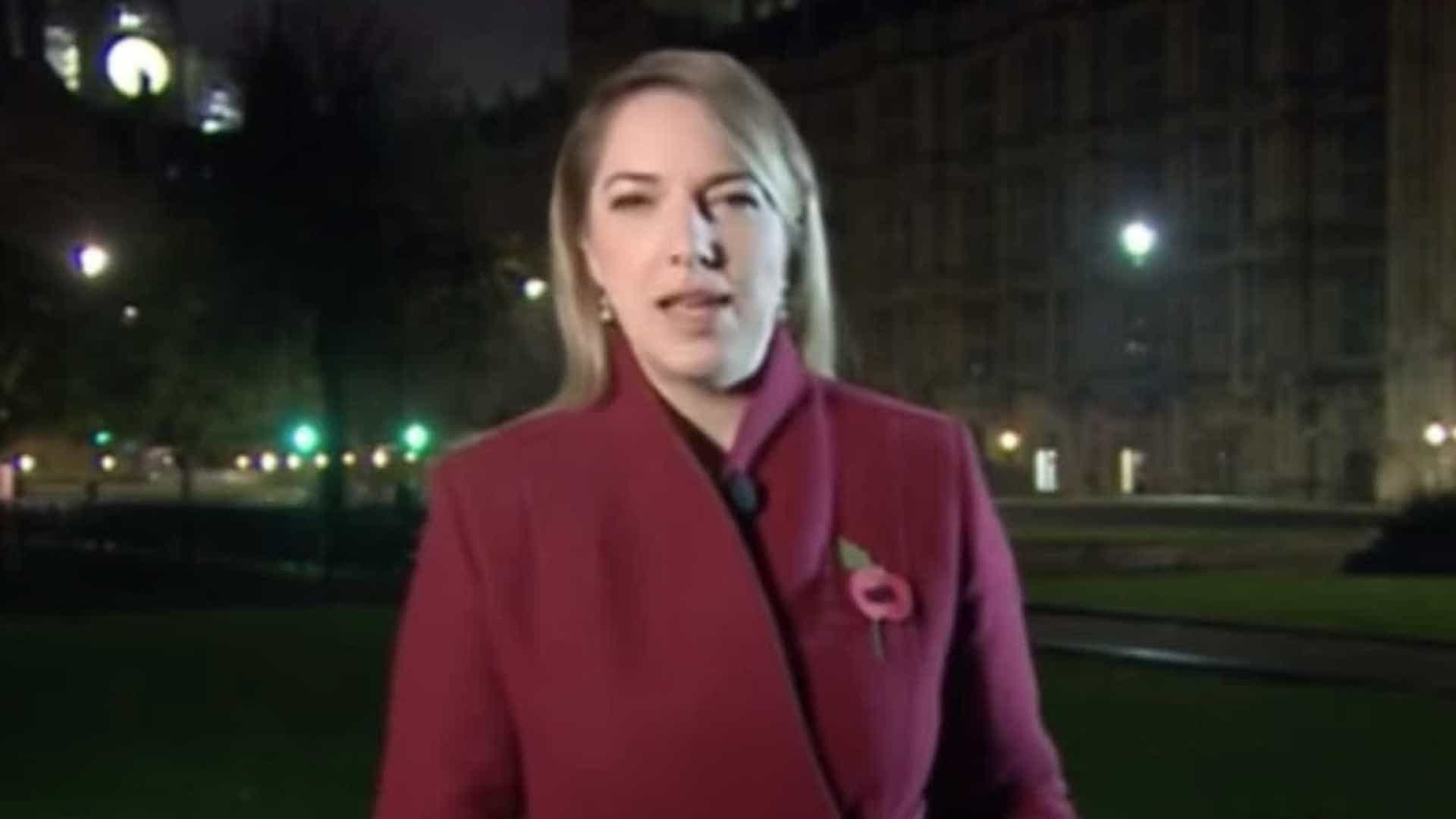 'Gemidão do Zap' entra ao vivo durante em transmissão da BBC em Londres