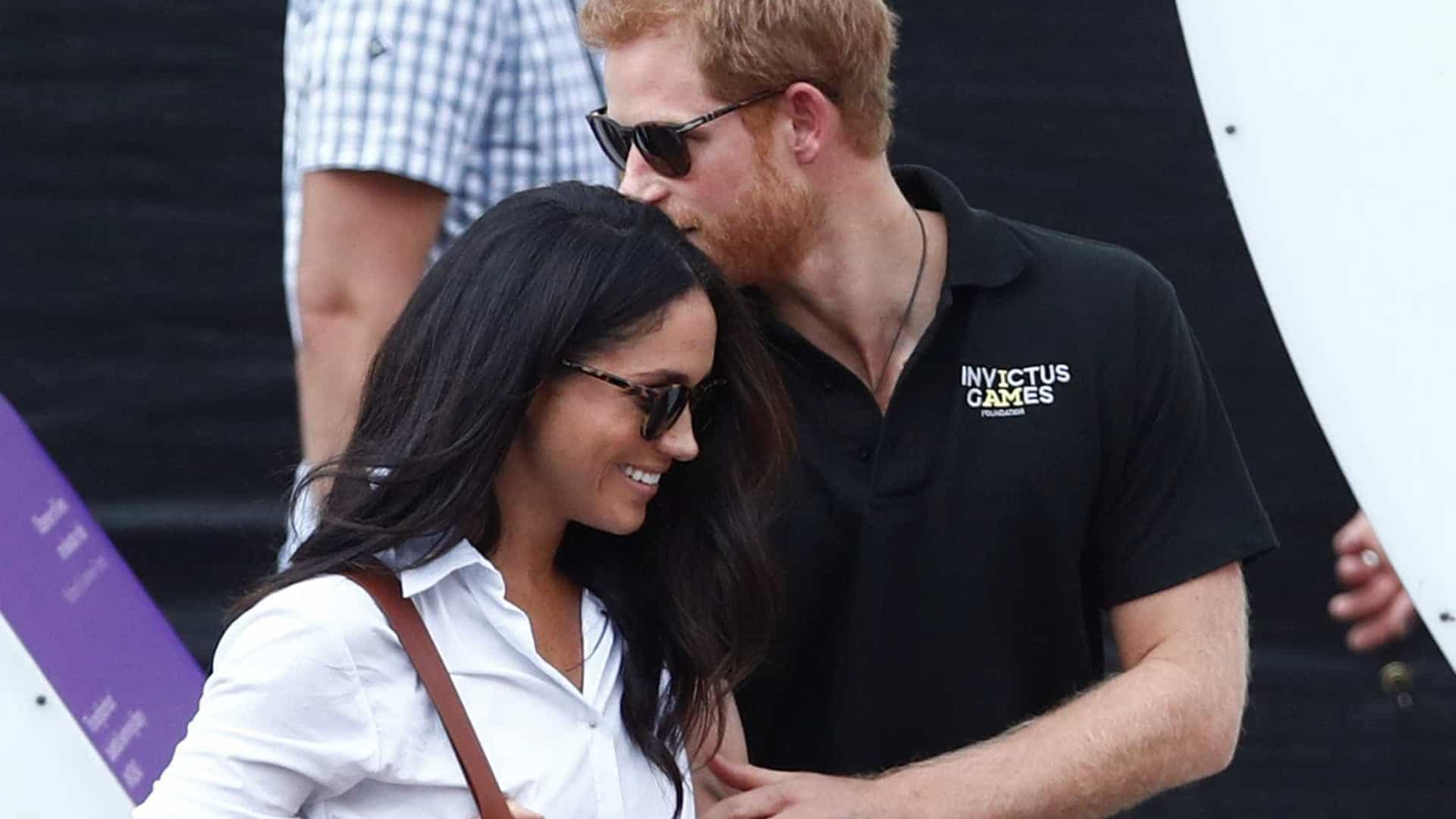 Príncipe Harry está oficialmente noivo de Meghan Markle