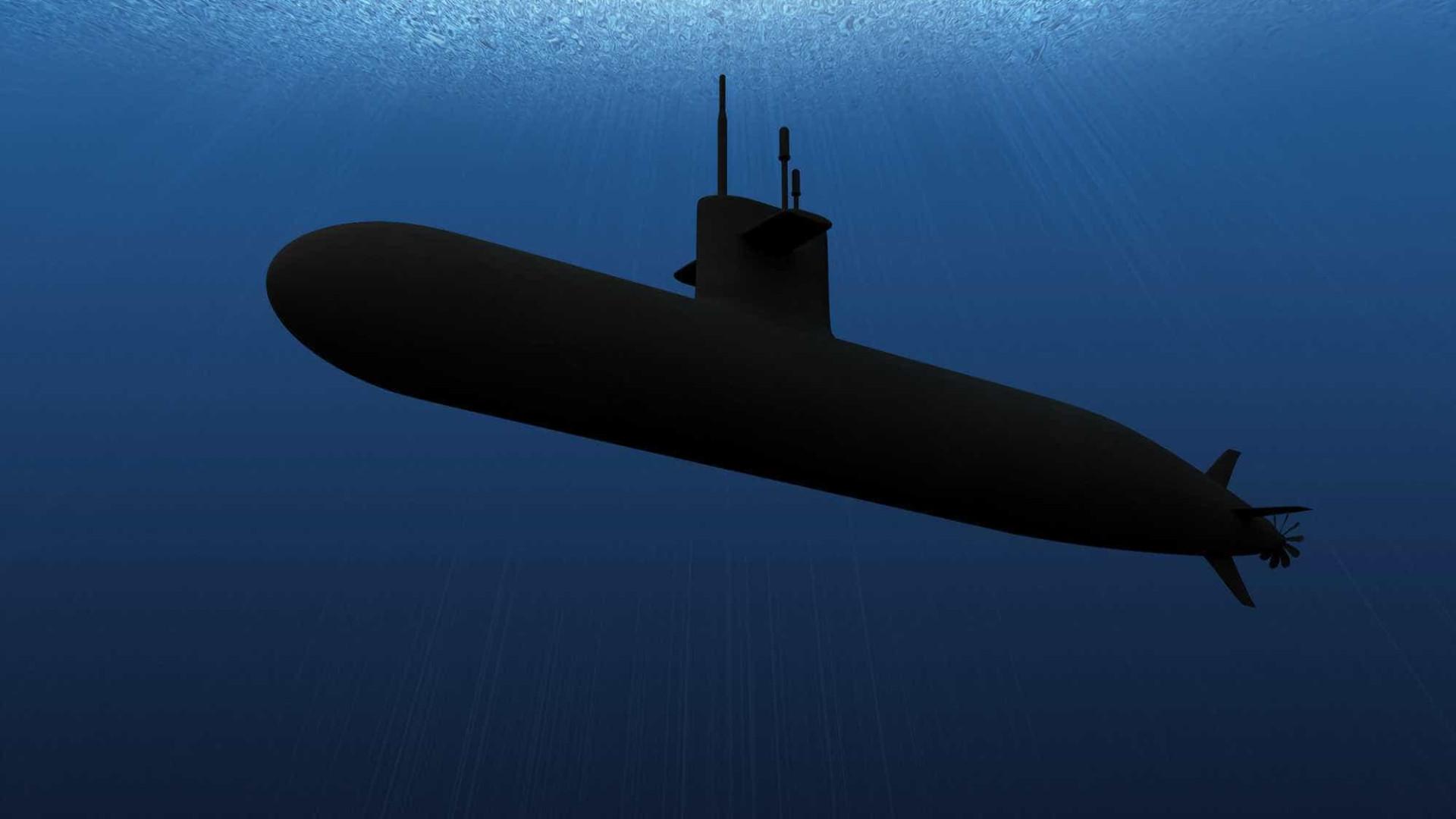 Submarino desaparecido não estava em missão secreta nem foi atacado