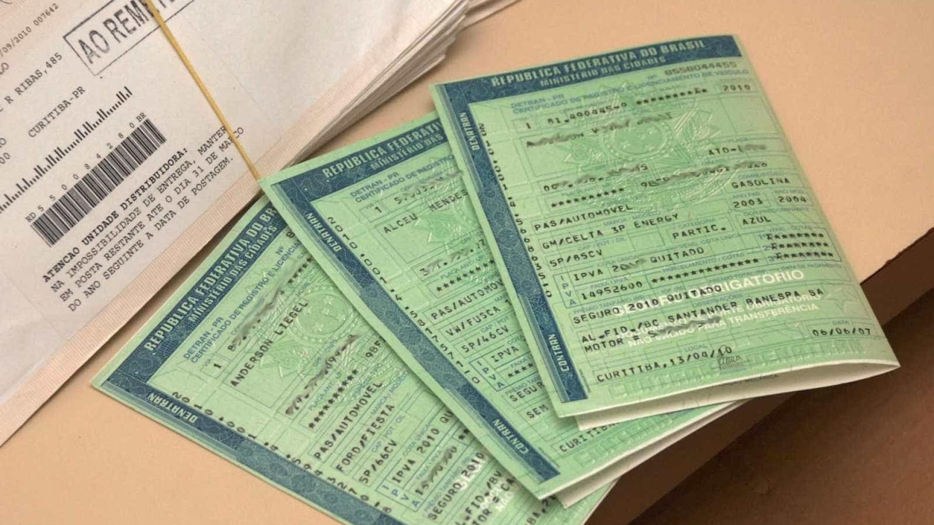Com queda em valores de carros, IPVA fica mais barato em 2018 em SP