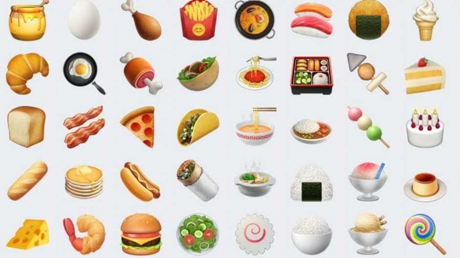 Após crítica a emoji, Google aprende a preparar 'cheeseburger'