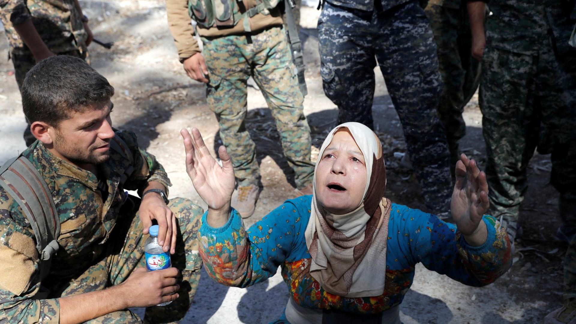 Rússia informa que a Síria está livre do Estado Islâmico