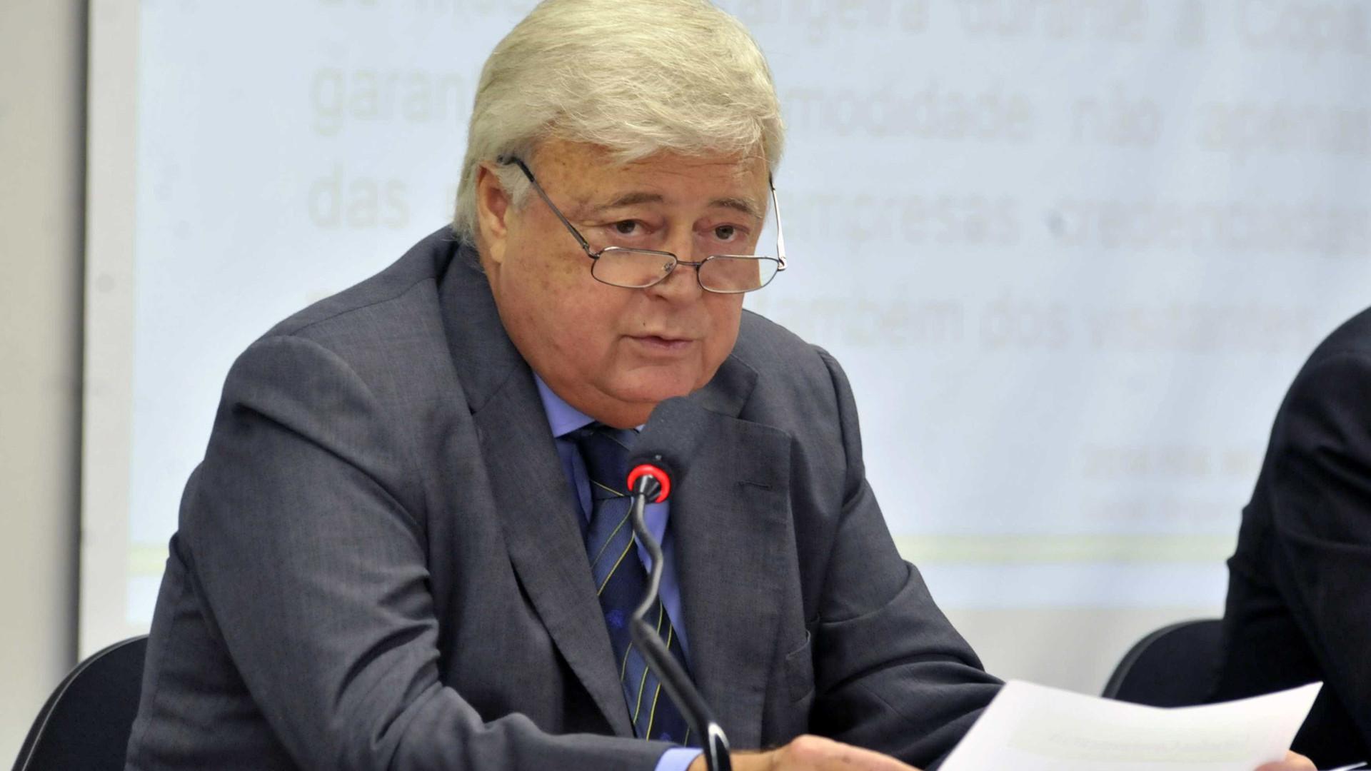 'Não tenho medo de ser preso', diz Ricardo Teixeira
