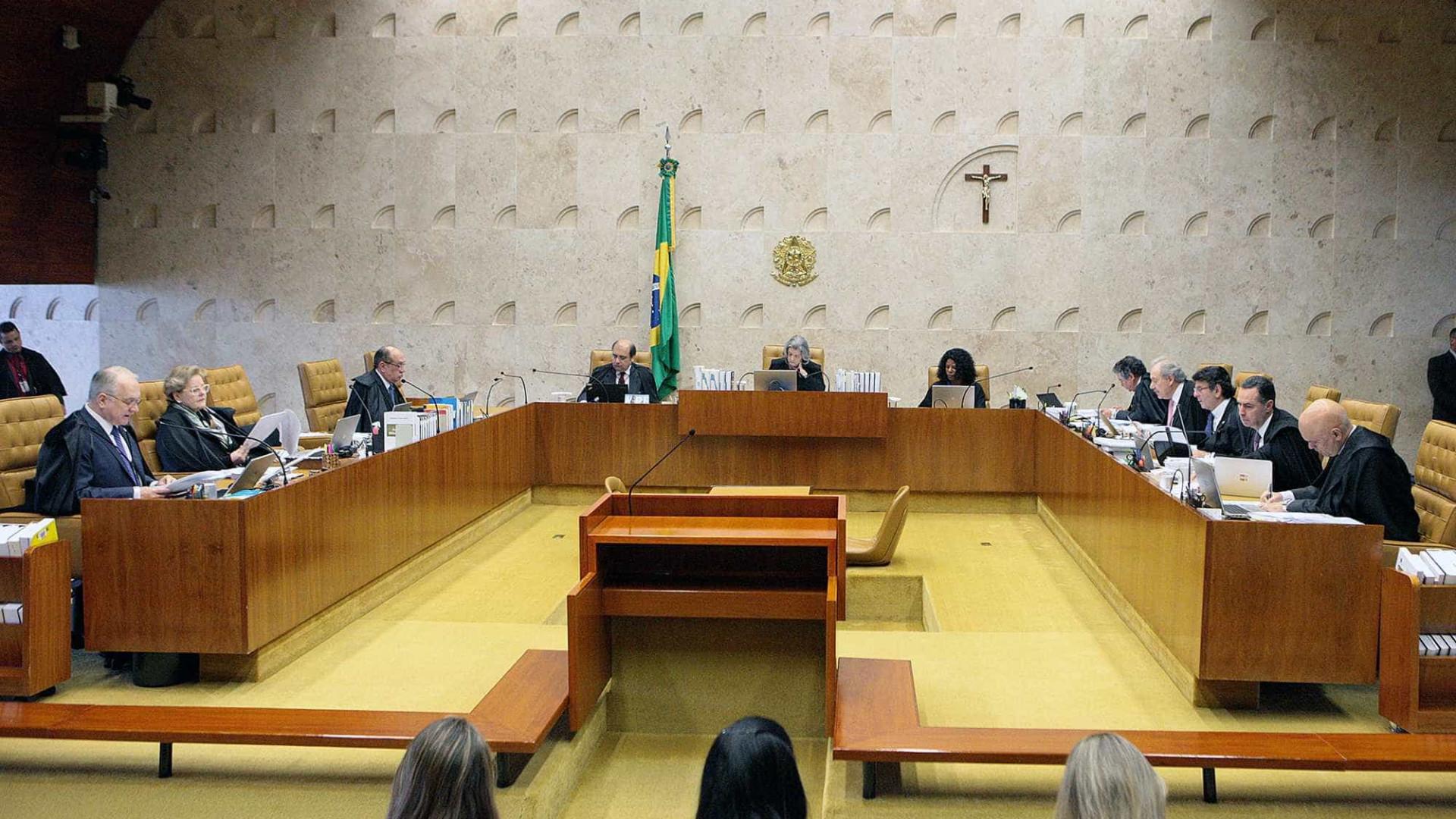 Cinco ministros votam contra assembleias revogarem prisões de deputados