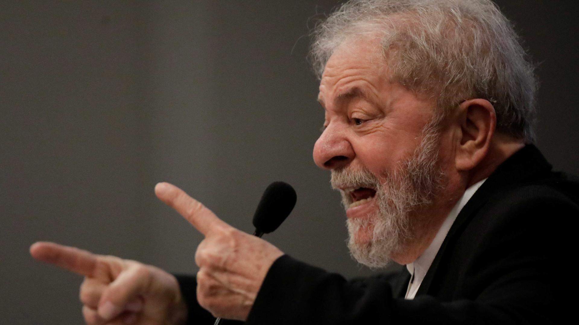 Lula quer pedido de desculpas de Willian Bonner