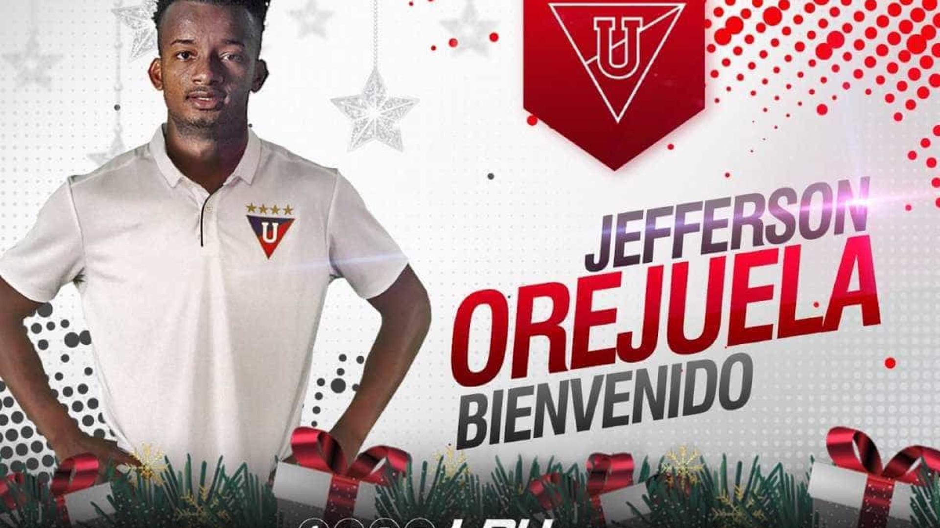 Fluminense empresta Orejuela por um ano para LDU