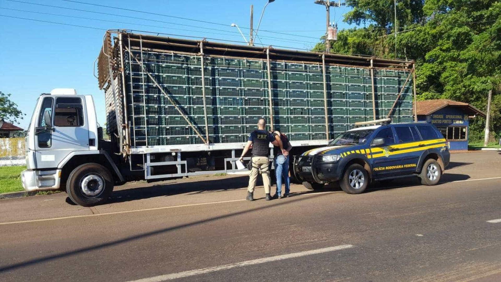 Polícia faz operação contra roubo de cargas no Rio de Janeiro