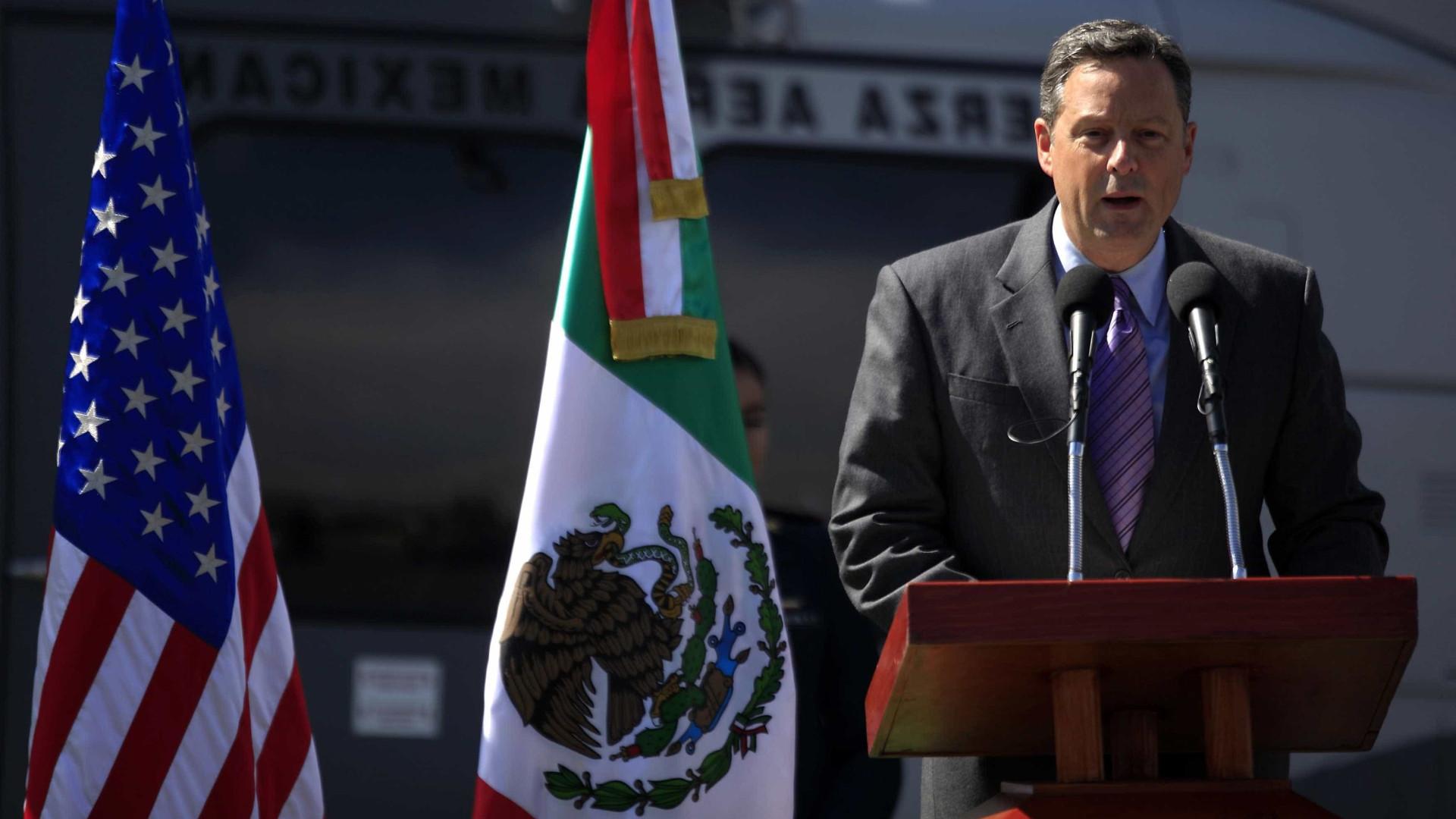 Embaixador dos EUA no Panamá renuncia após palavras de Trump