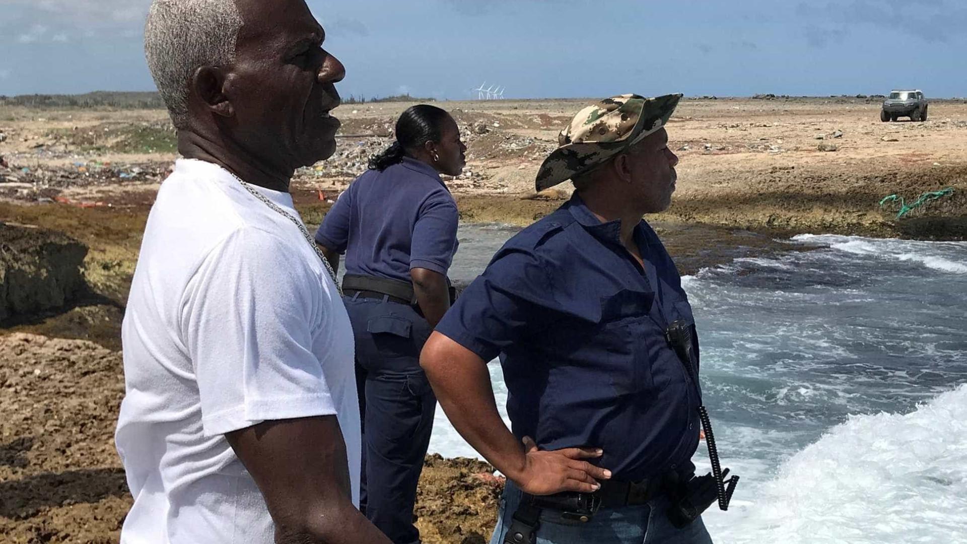Curaçao: 16 venezuelanos sobreviveram a naufrágio; 5 morreram