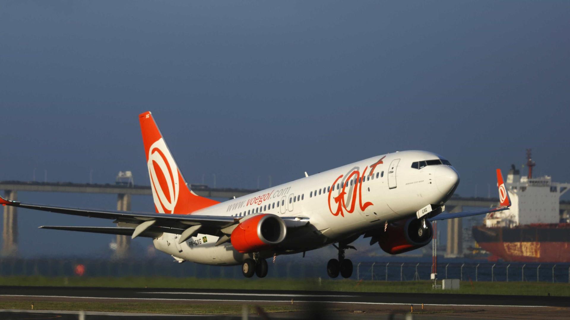 Após dois anos, Gol voltará a ter voos para os EUA em novembro