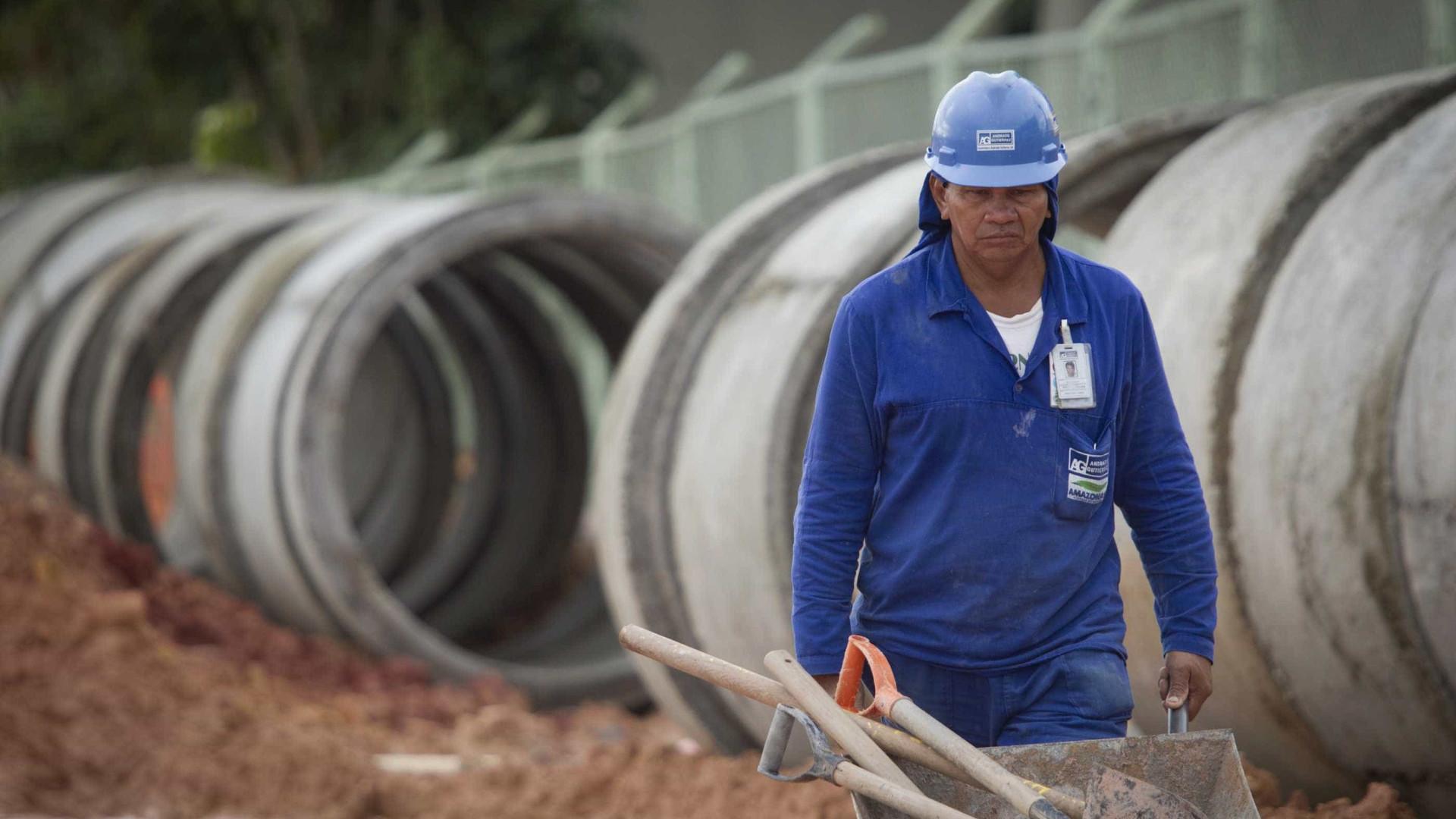 Custo da mão de obra na construção volta a subir em dezembro