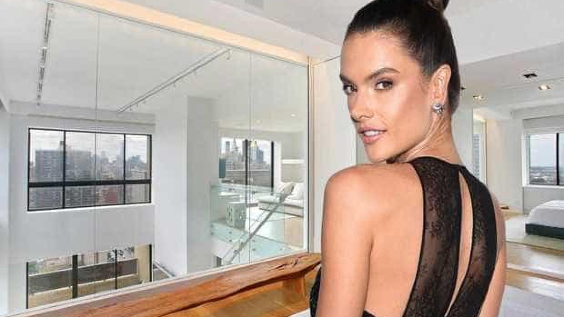 Alessandra Ambrósio põe apê em NY para alugar por R$ 40 mil ao mês