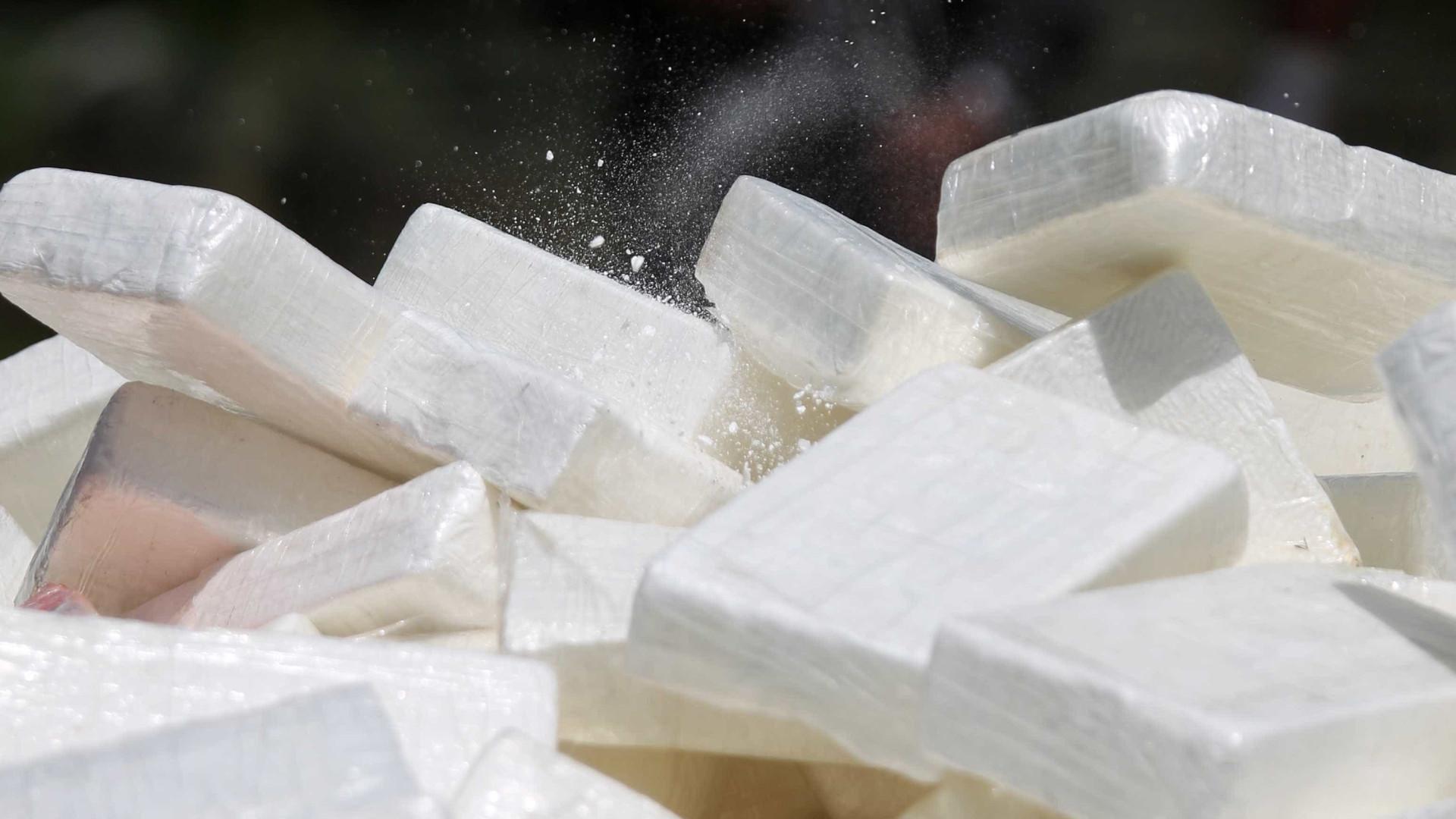 Brasileiro é detido em apreensão de 541 kg de cocaína no Marrocos