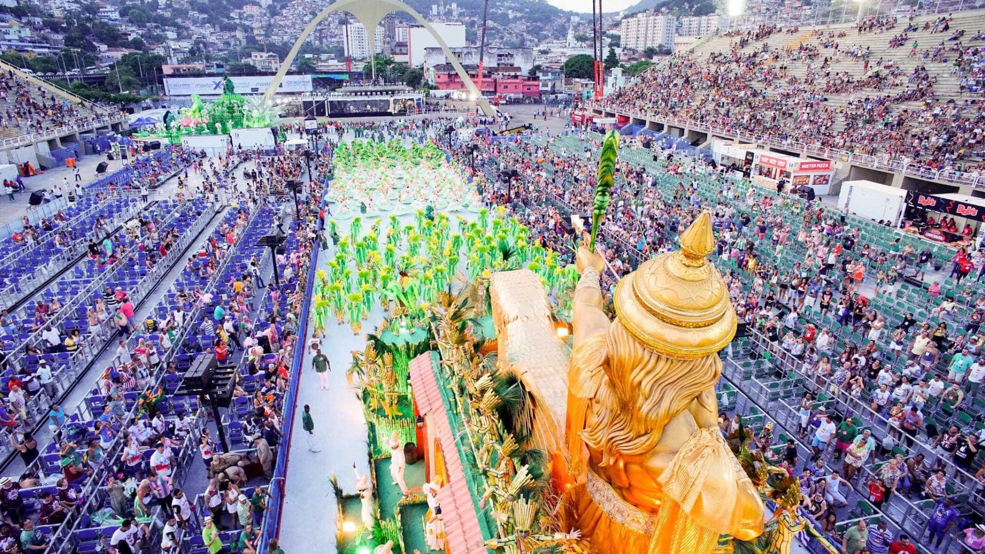 Rio já registrou 667 atendimentos médicos no Sambódromo
