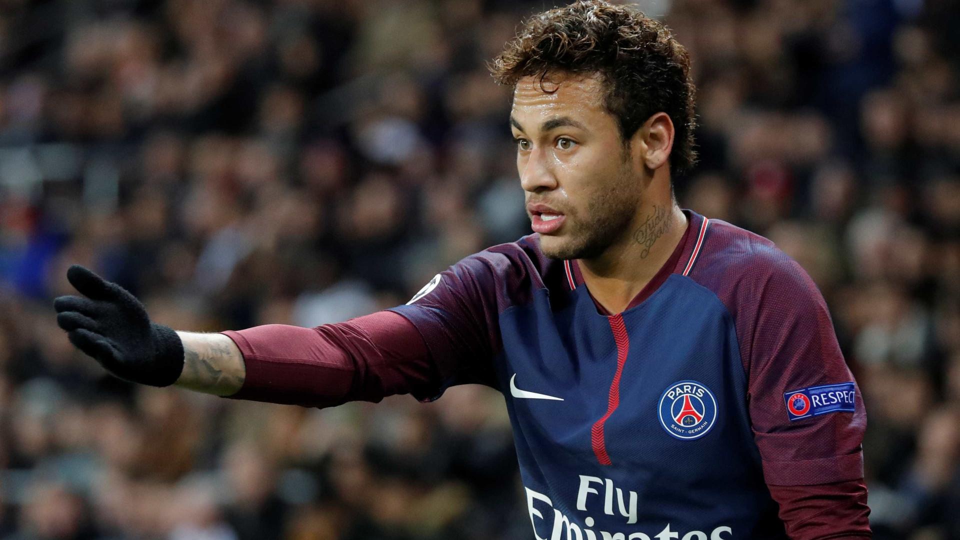 Neymar vê duelo contra o Real como 'confronto mais difícil' do PSG