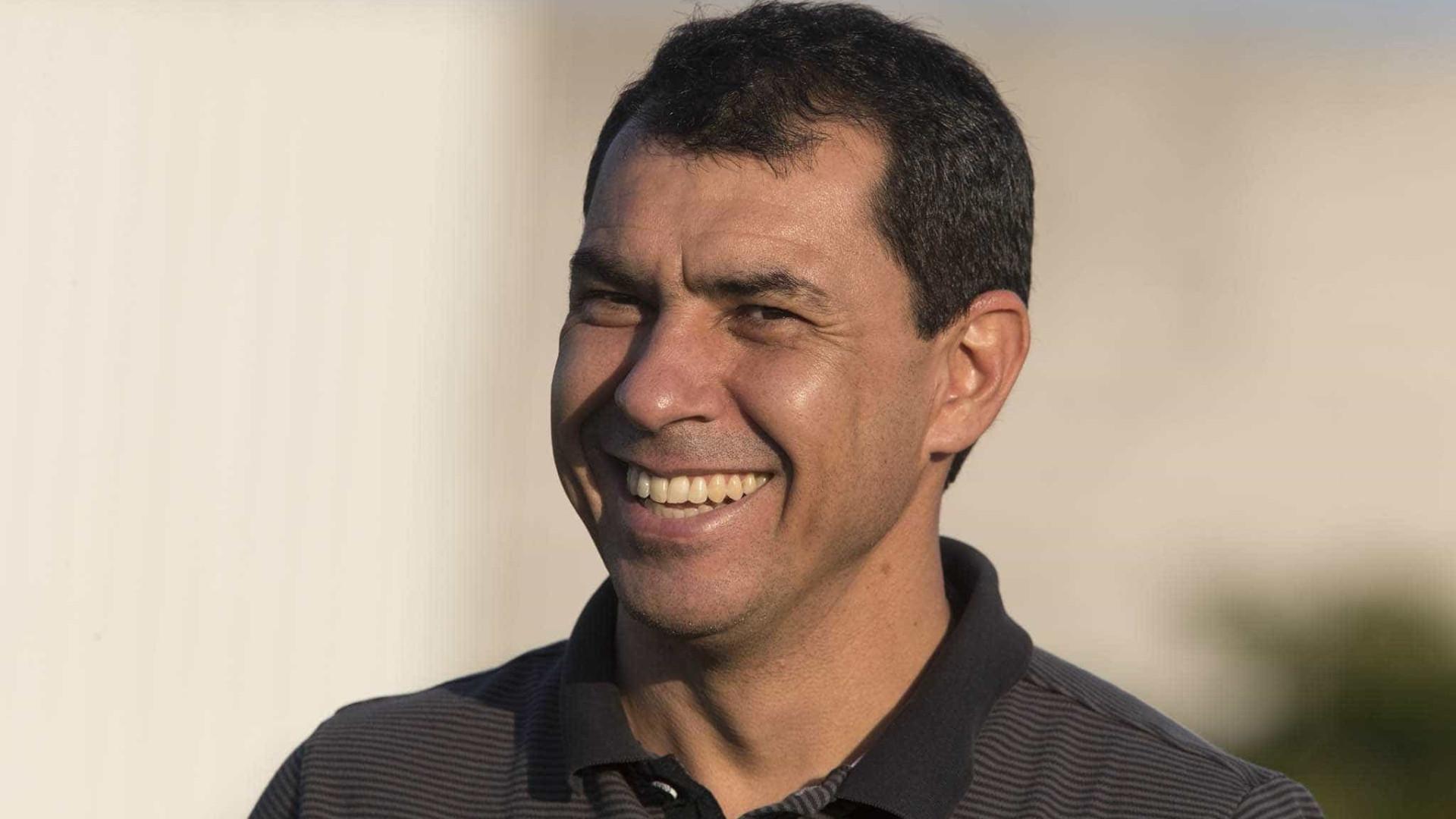 Fábio Carille recusa proposta do Atlético-MG