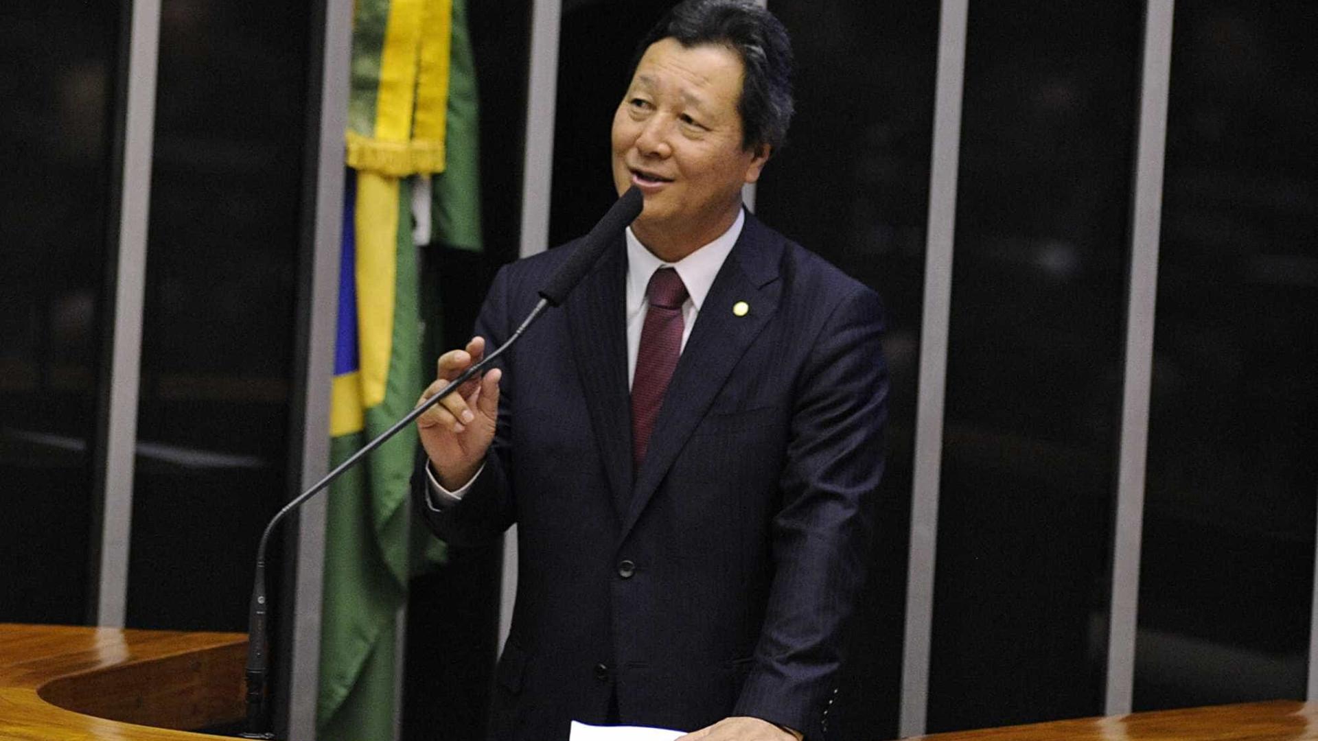 STF recebe denúncia do MPF contra deputado Luiz Nishimori
