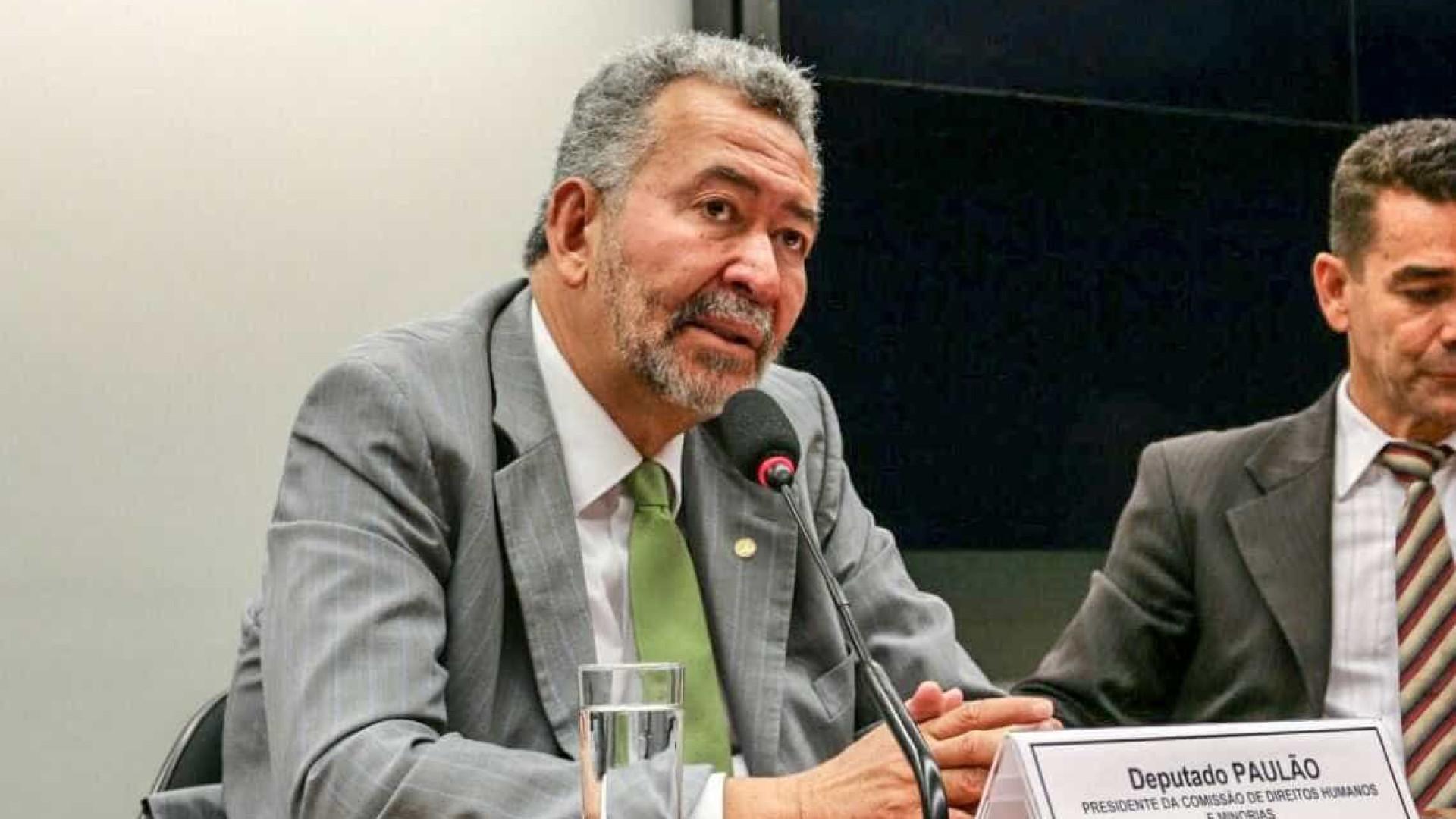 Paulão: 'Intervenção é licença para matar' e 'flerta com fascismo'