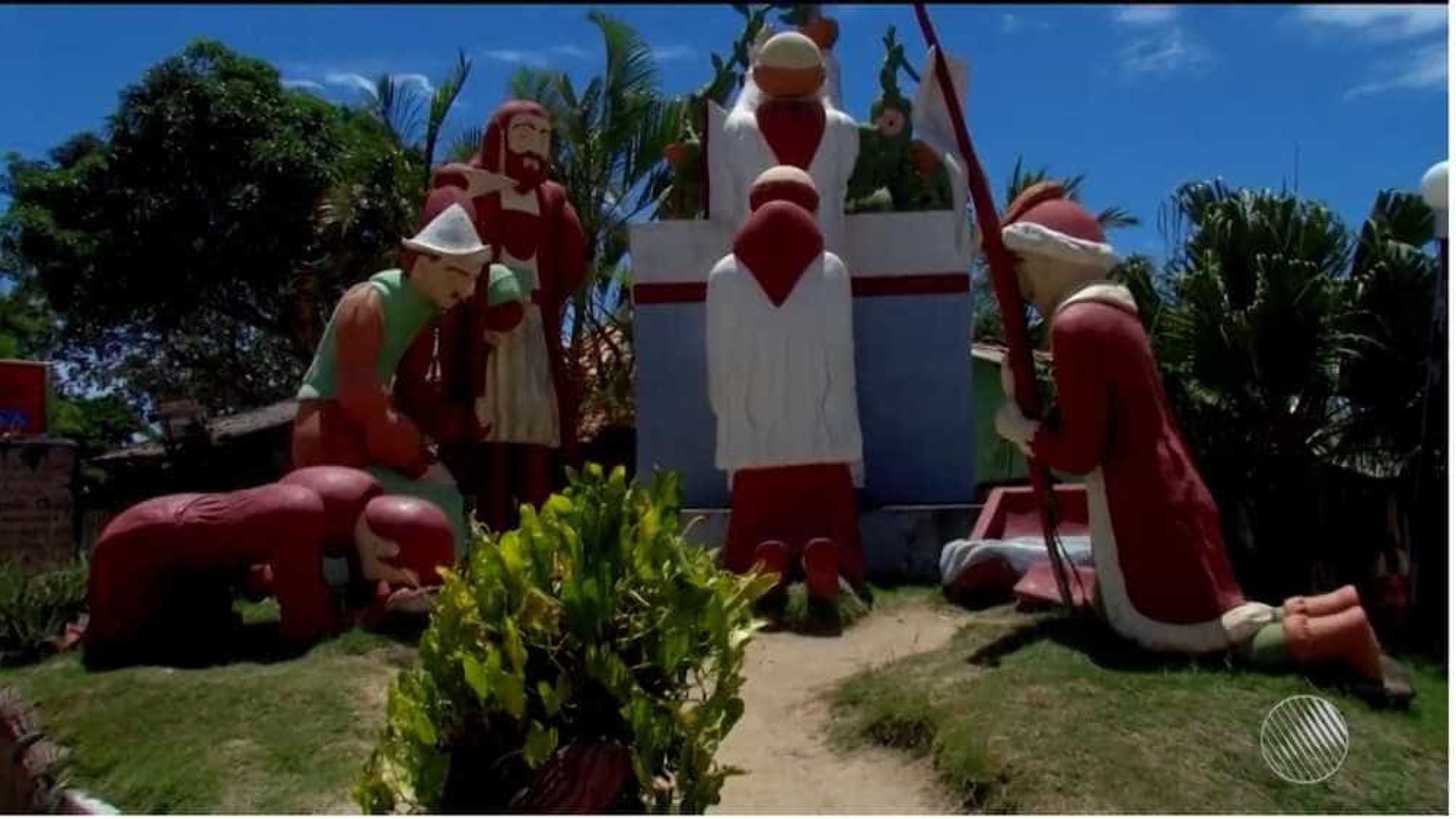 Monumento que representa 1ª missa celebrada no Brasil será demolido