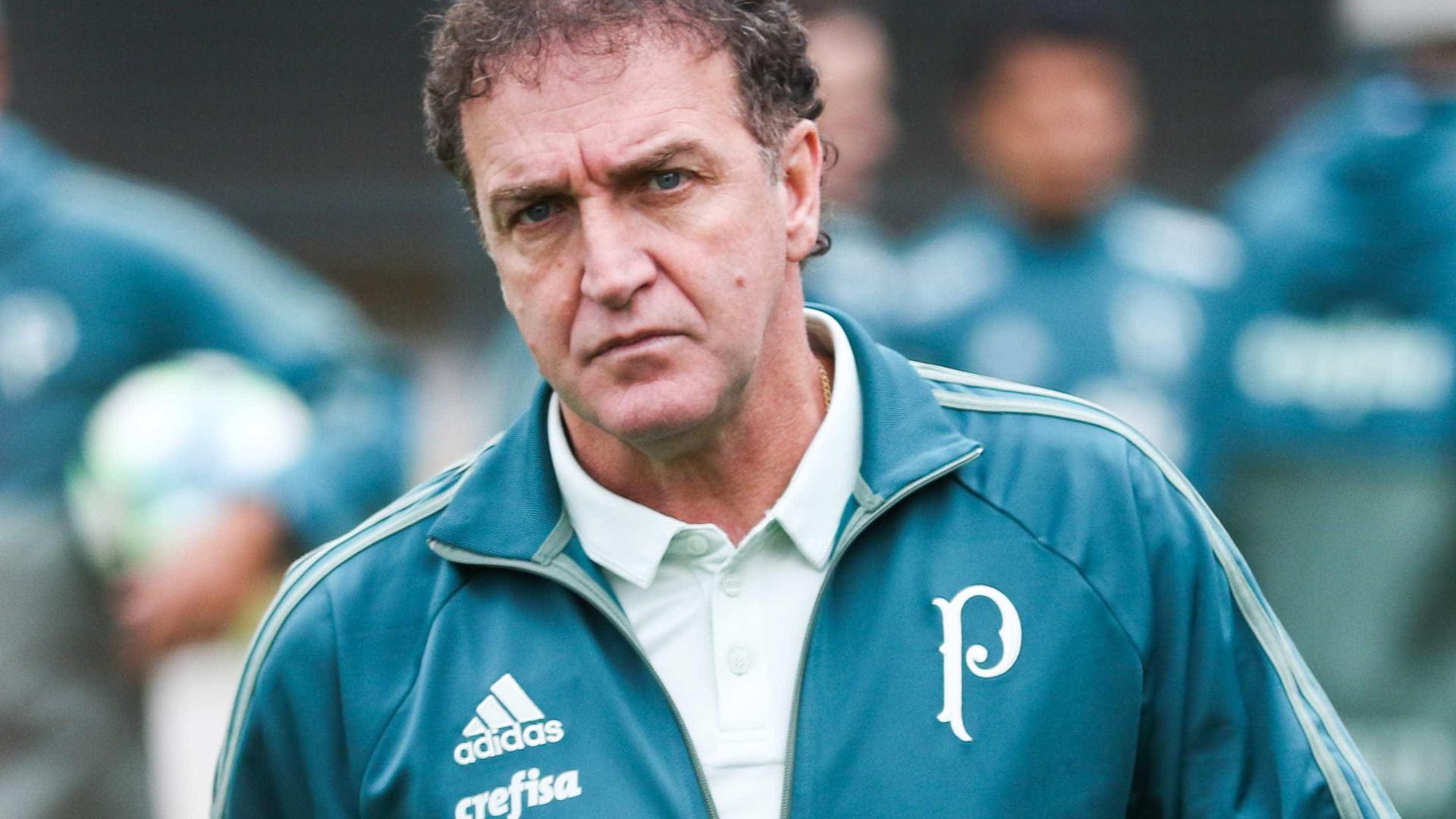 Técnico Cuca está perto de assinar contrato com a TV Globo