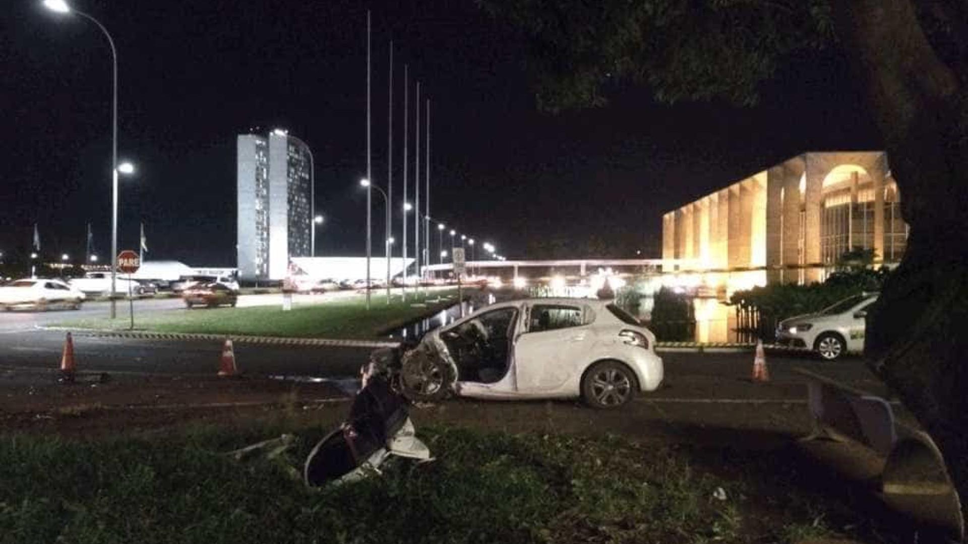 Morre idosa atropelada na Esplanada dos Ministérios