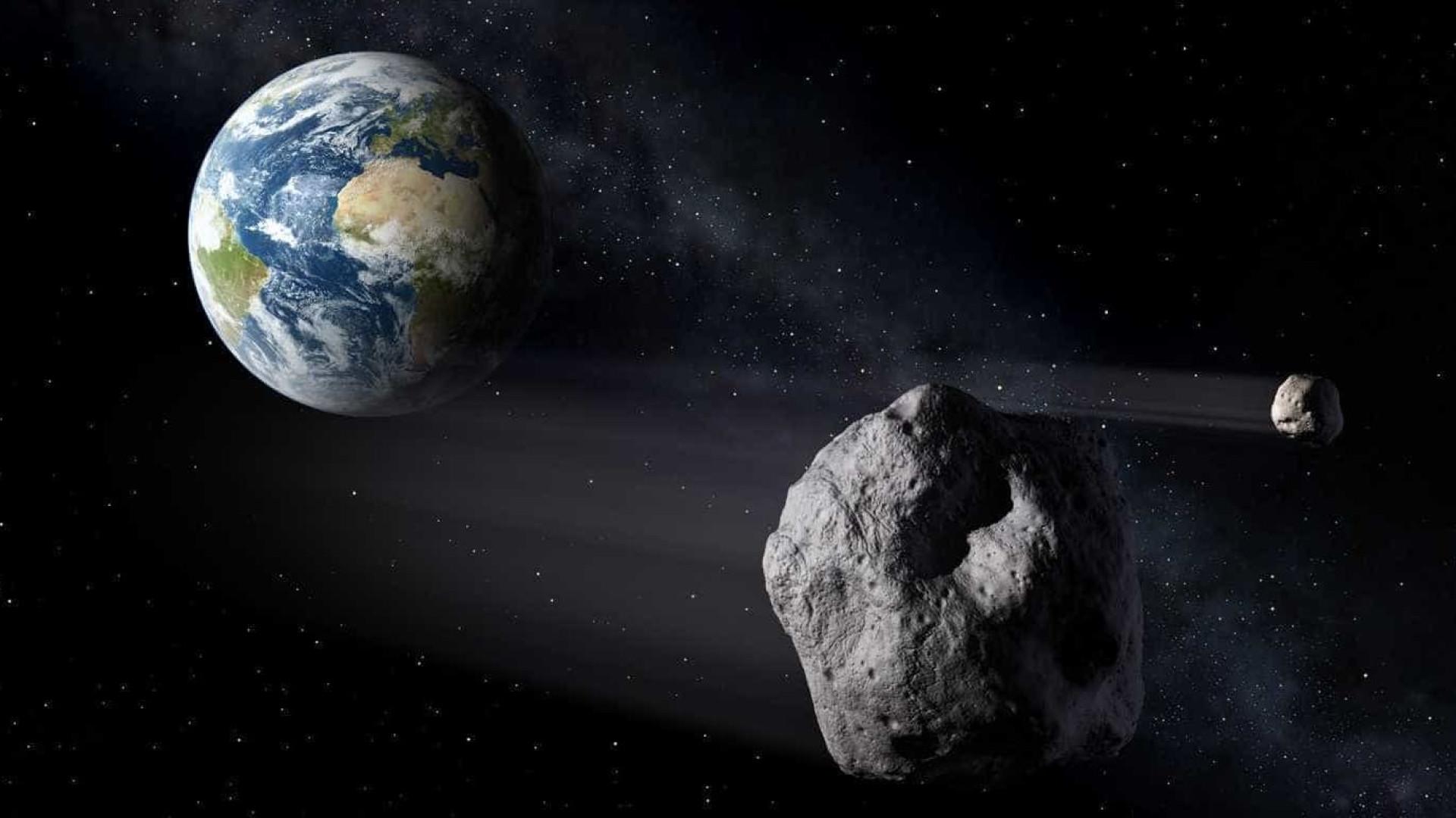 Do que são formados os milhares de asteroides do Sistema Solar