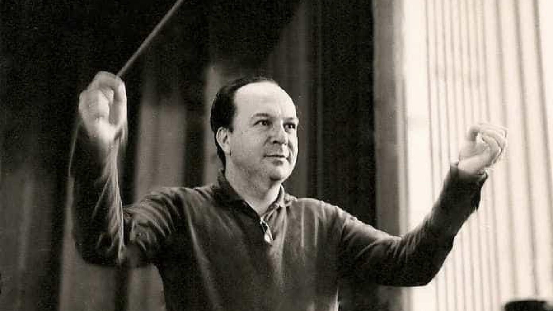Documentário é introdução à biografia do compositorClaudio Santoro