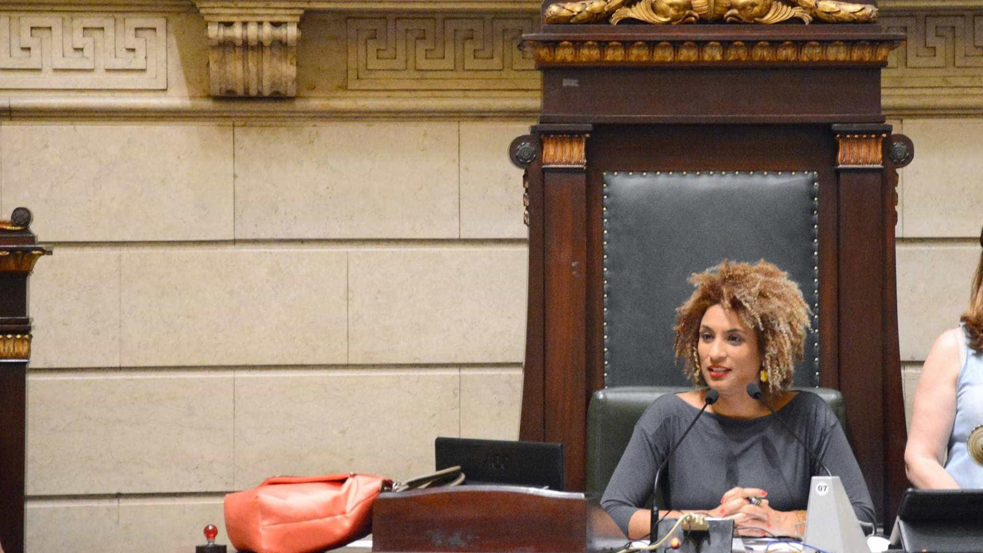 Protestos são marcados pelo país após assassinato de Marielle Franco