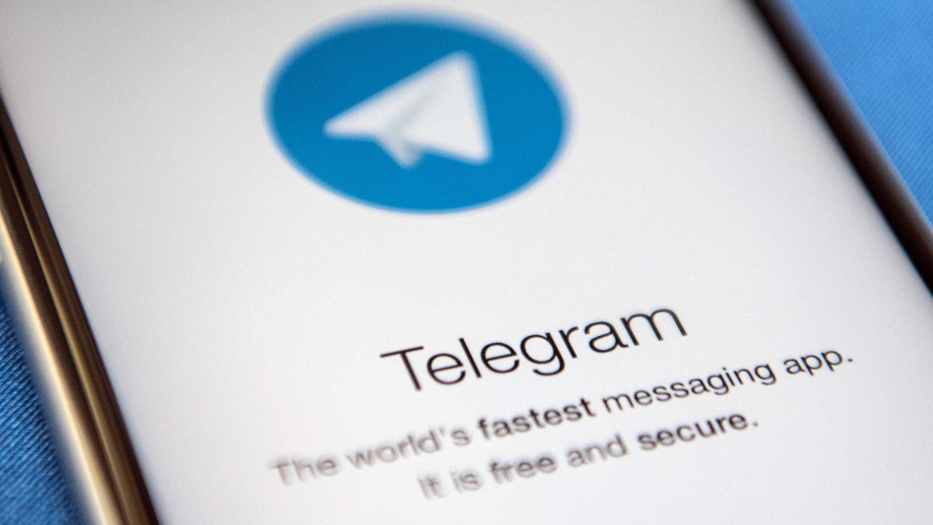 Telegram passa por período de instabilidade nesta quinta-feira