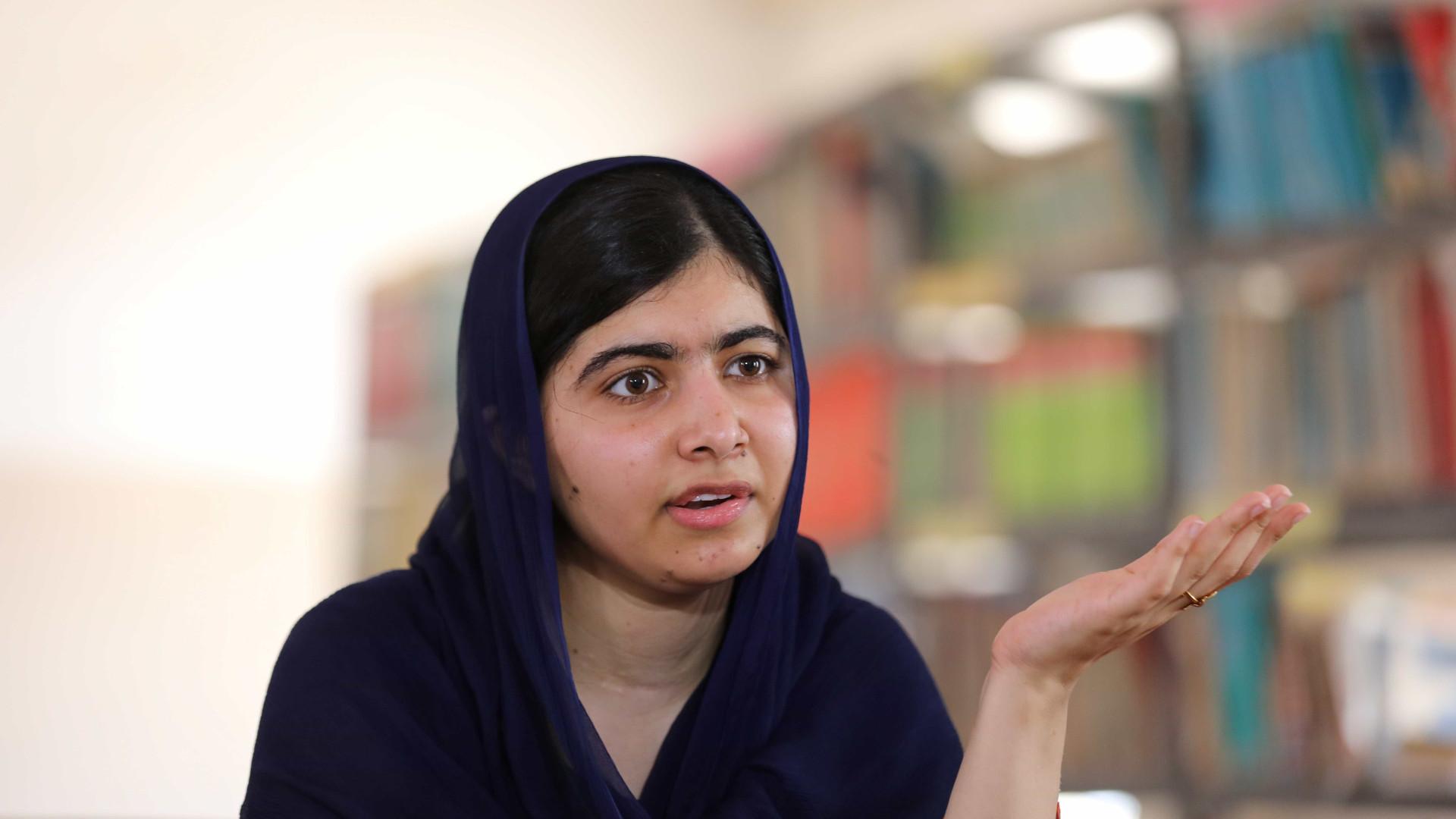 Paquistaneses organizam 'Dia de Luto' contra Malala