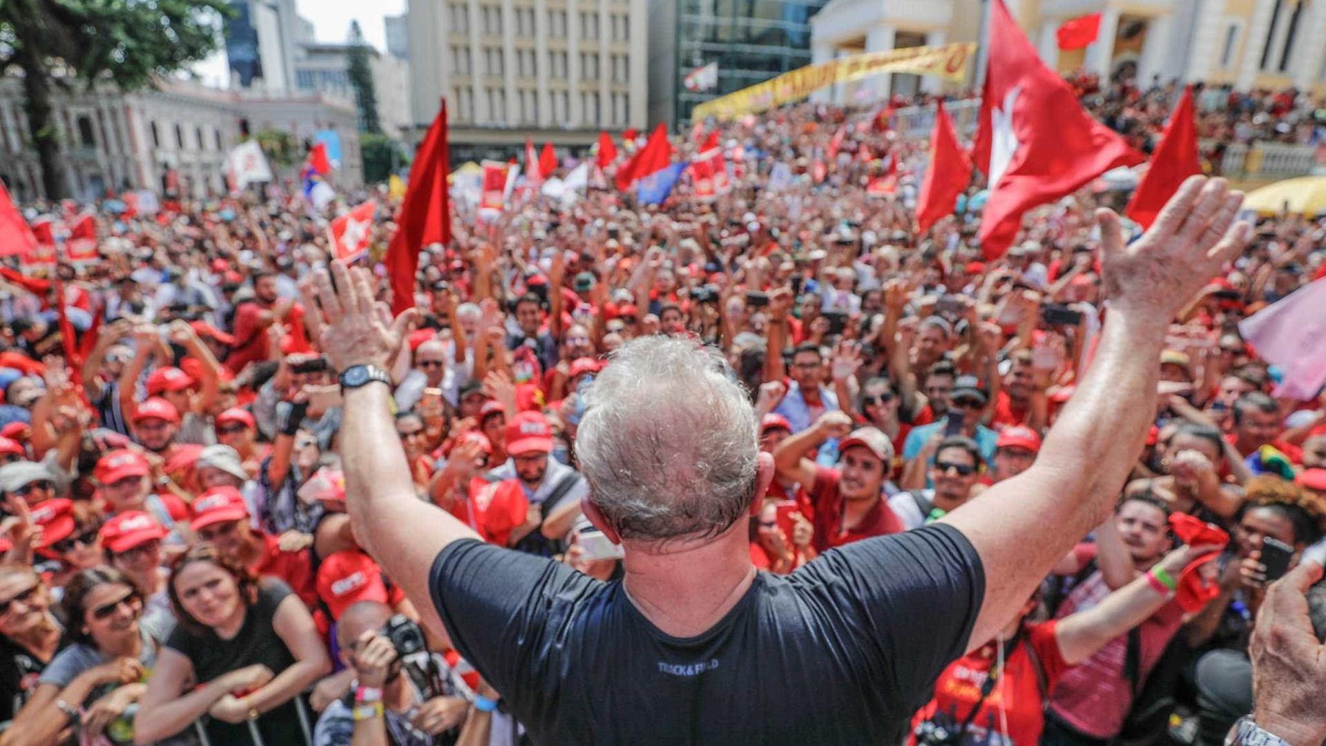 Em nova tentativa, defesa entra com liminar no STF contra prisão Lula